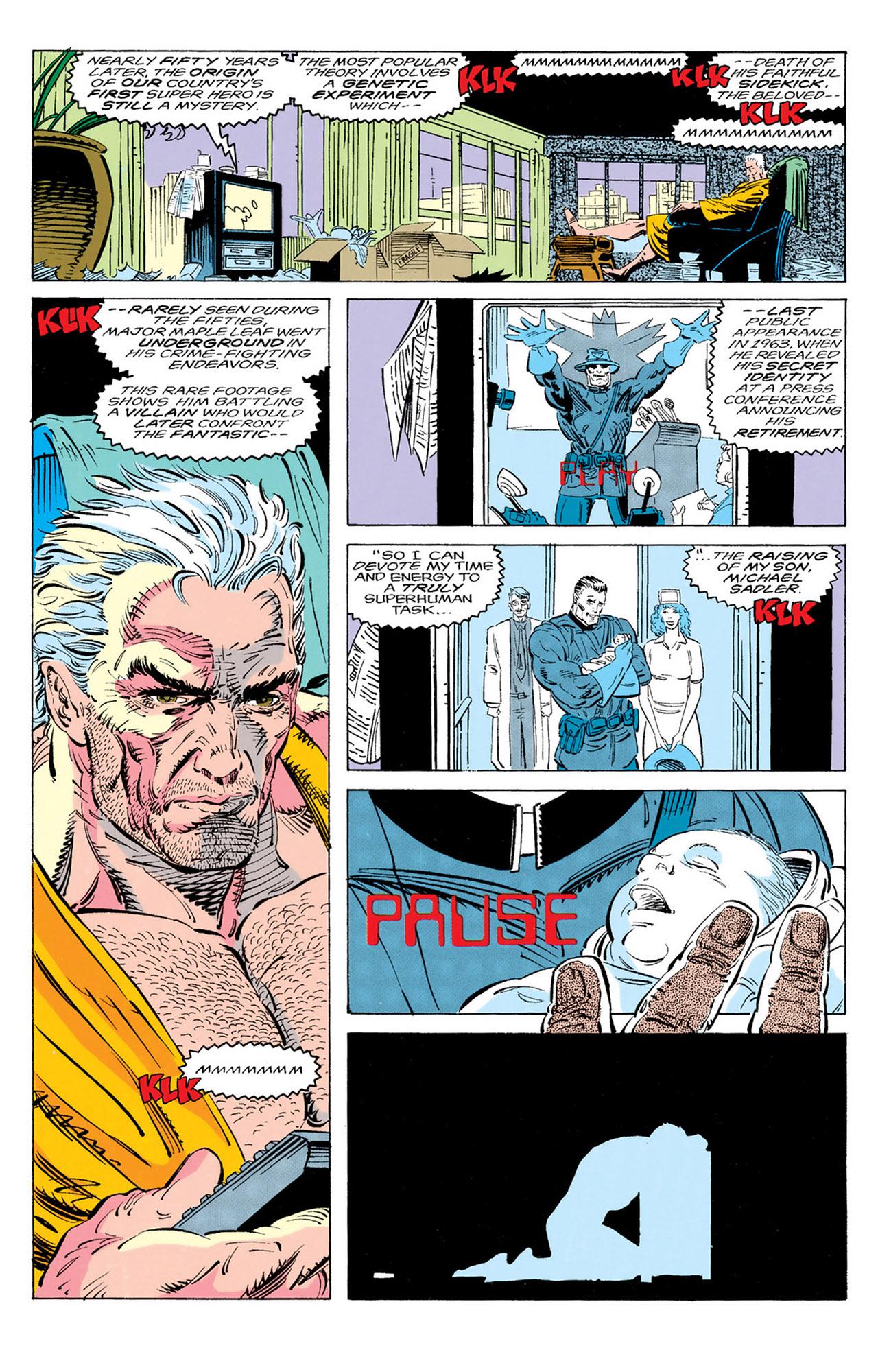 Read online Astonishing X-Men (2004) comic -  Issue # _Annual 1 - 17