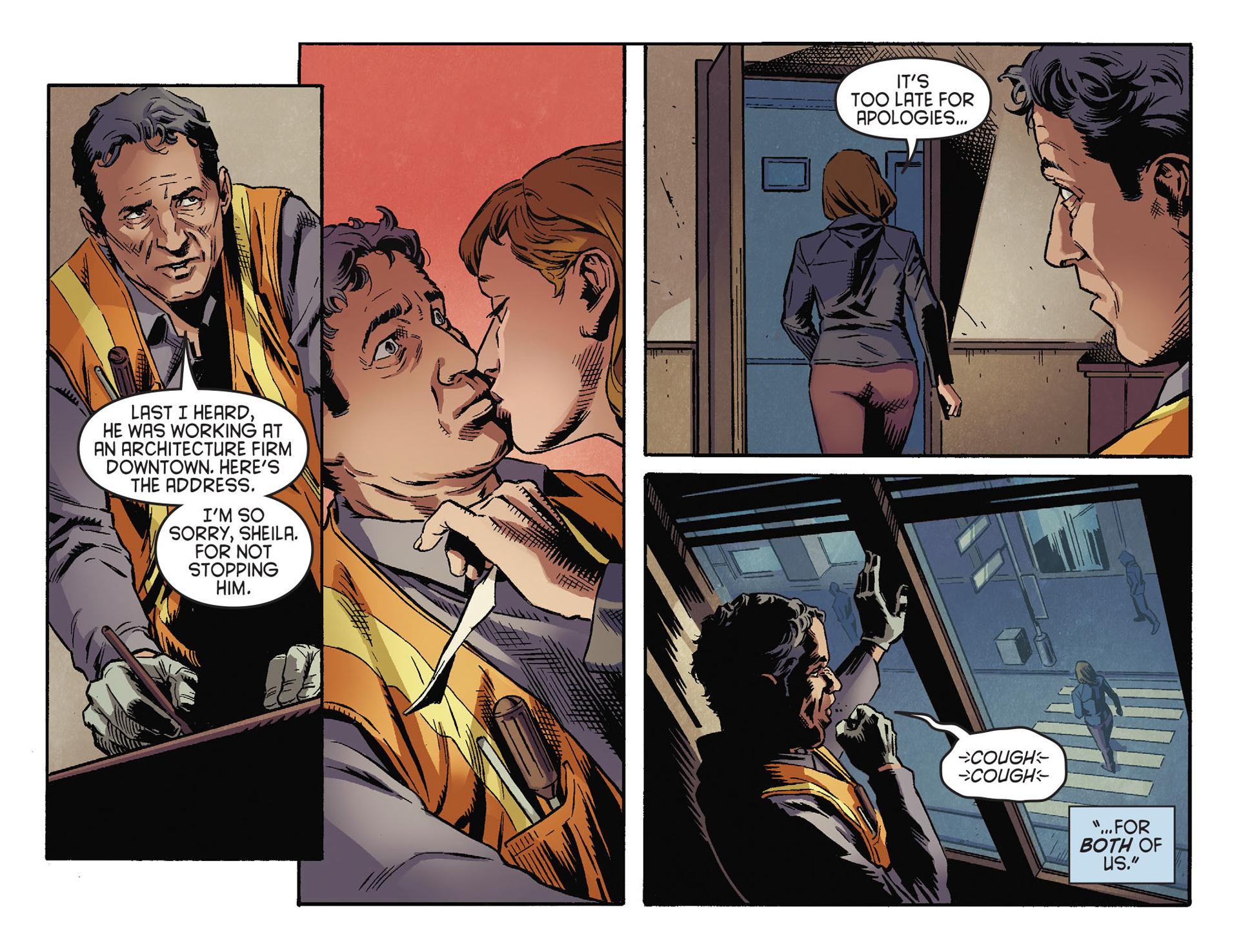Read online Arrow [II] comic -  Issue #30 - 10