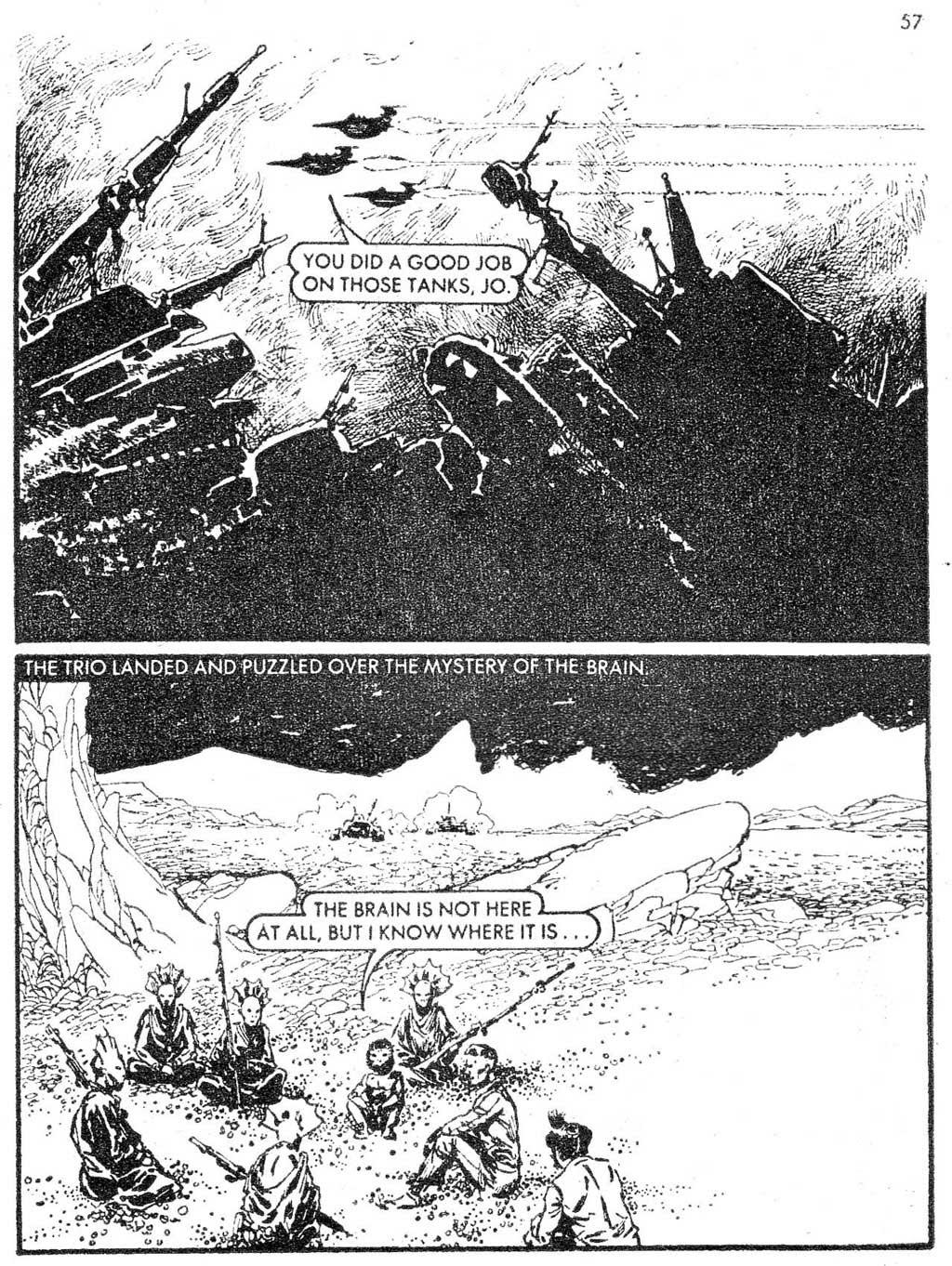 Starblazer issue 16 - Page 57