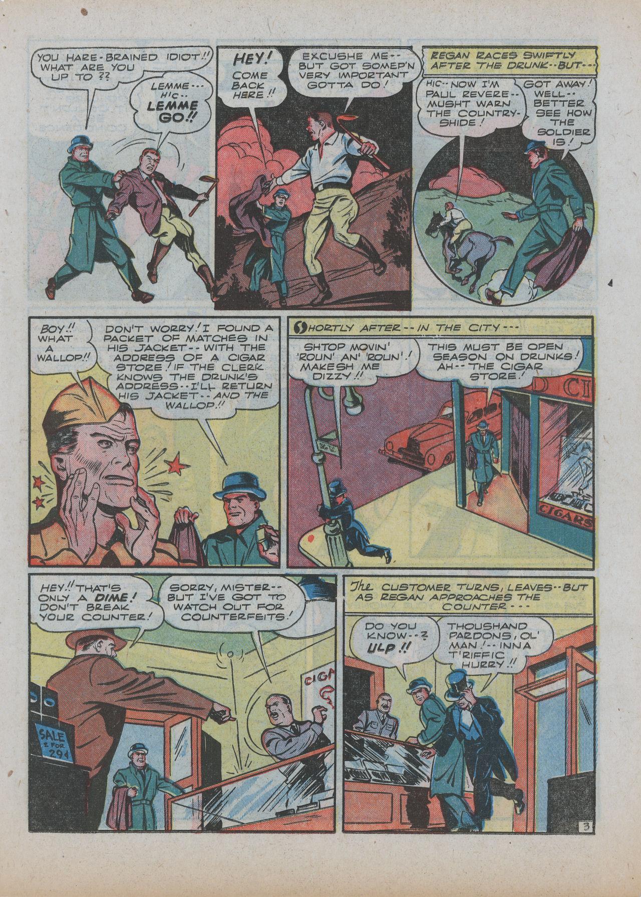 Read online Detective Comics (1937) comic -  Issue #63 - 19