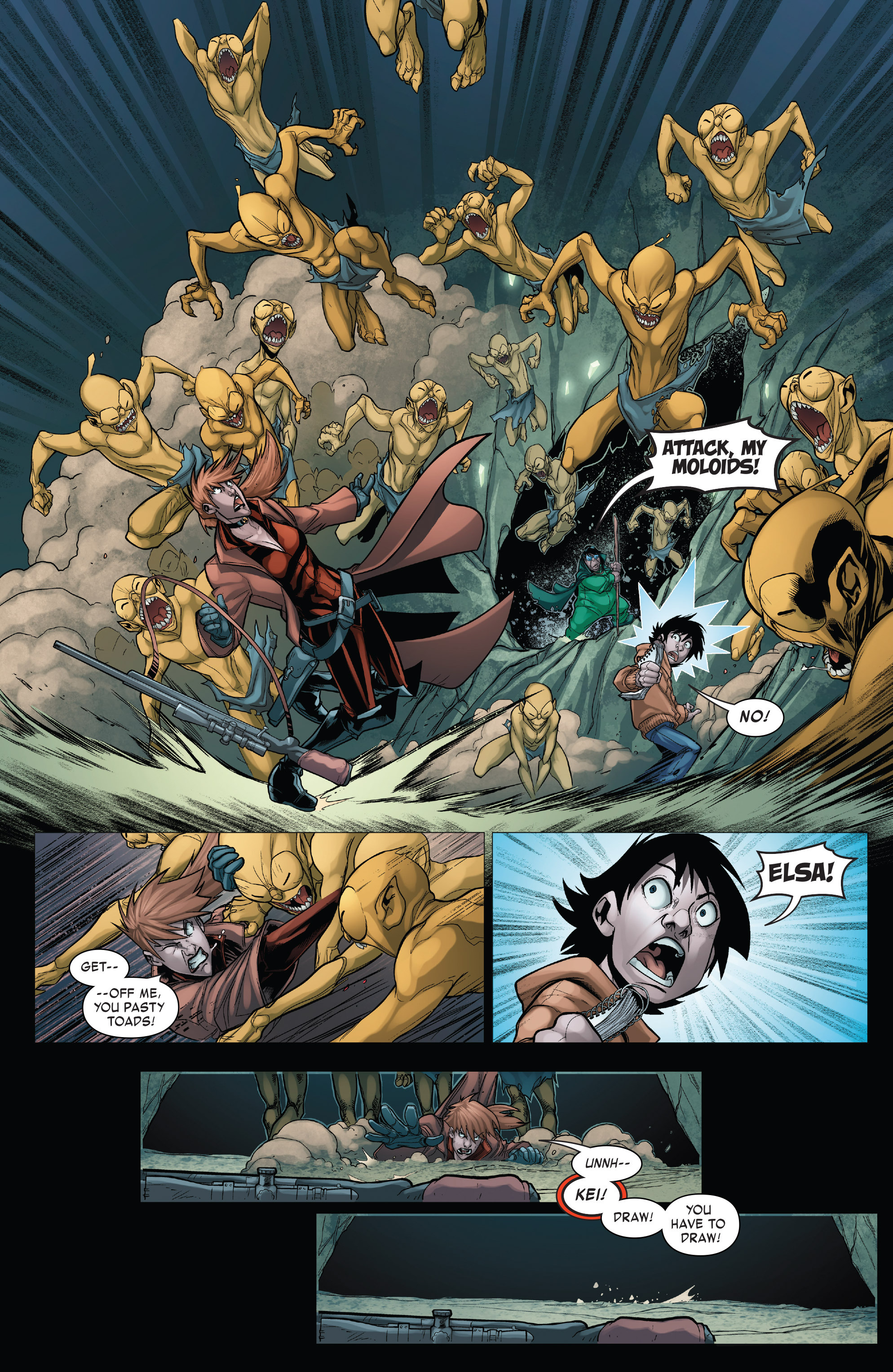 Read online Monsters Unleashed II comic -  Issue #2 - 13