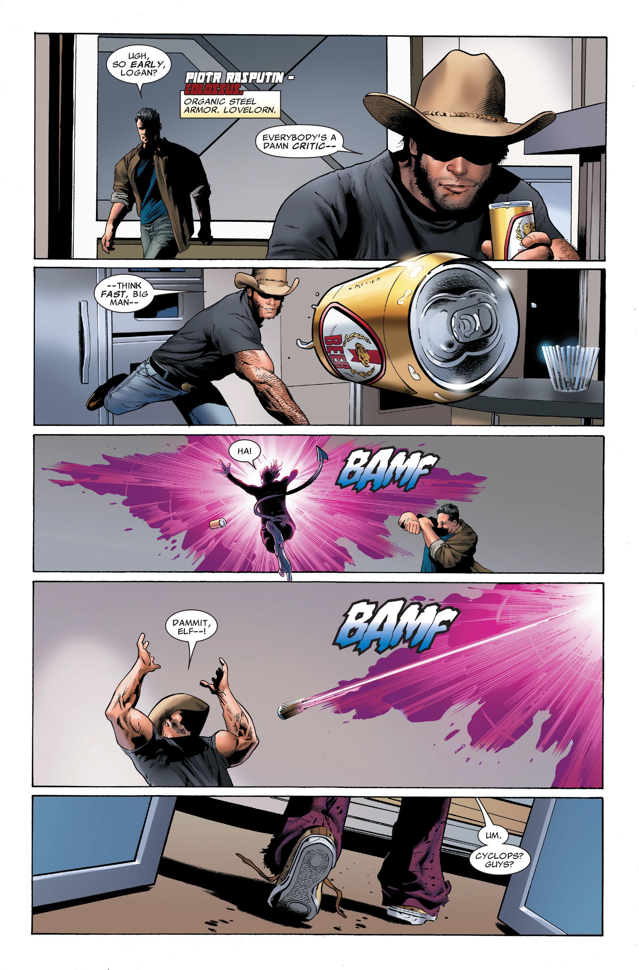 Read online Uncanny X-Men (1963) comic -  Issue #501 - 14