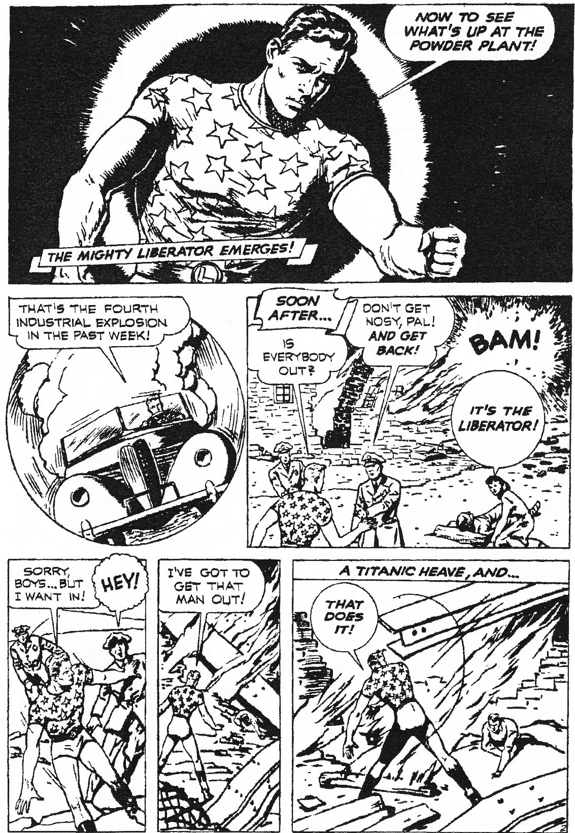 Read online Men of Mystery Comics comic -  Issue #84 - 72