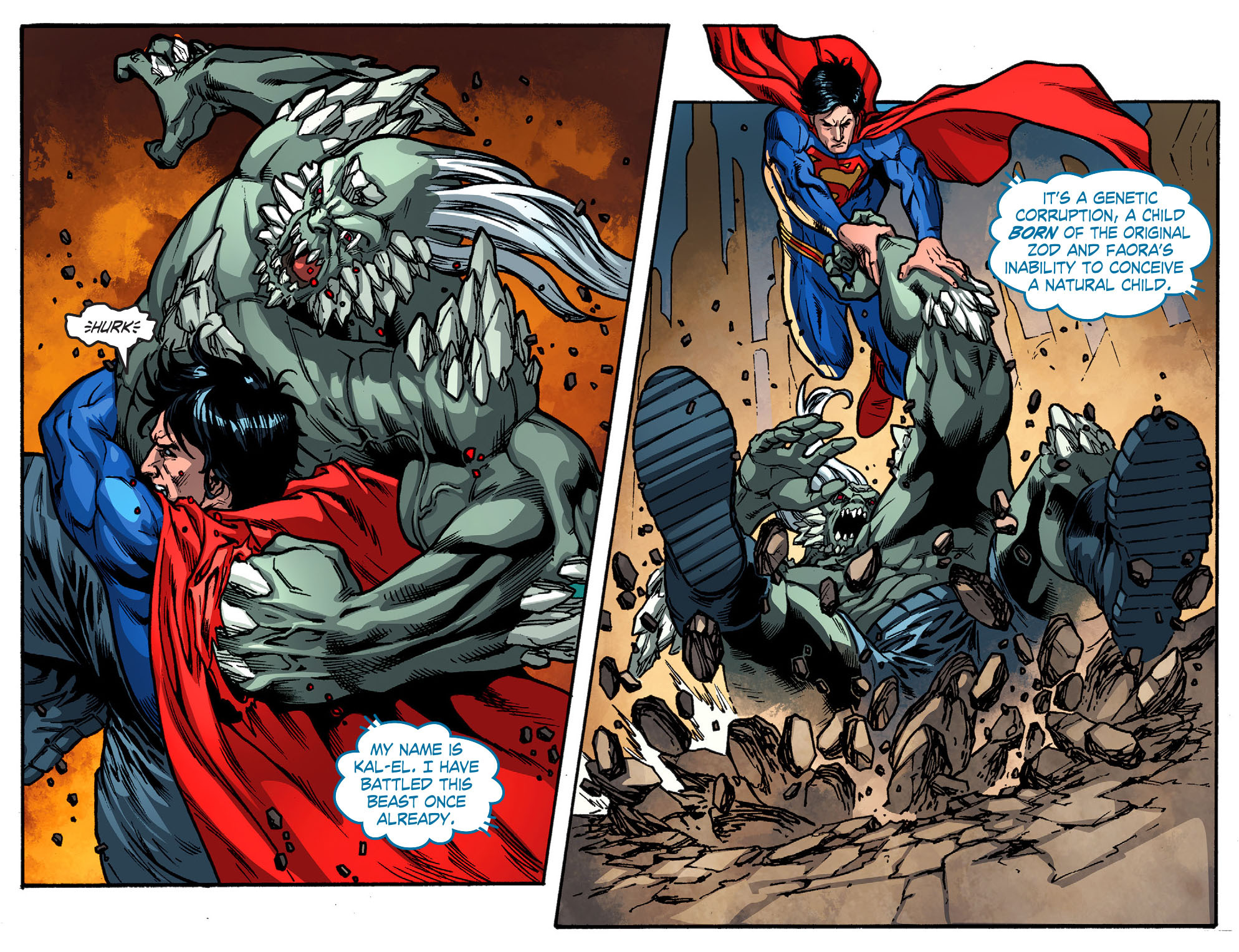 Read online Smallville: Season 11 comic -  Issue #52 - 11