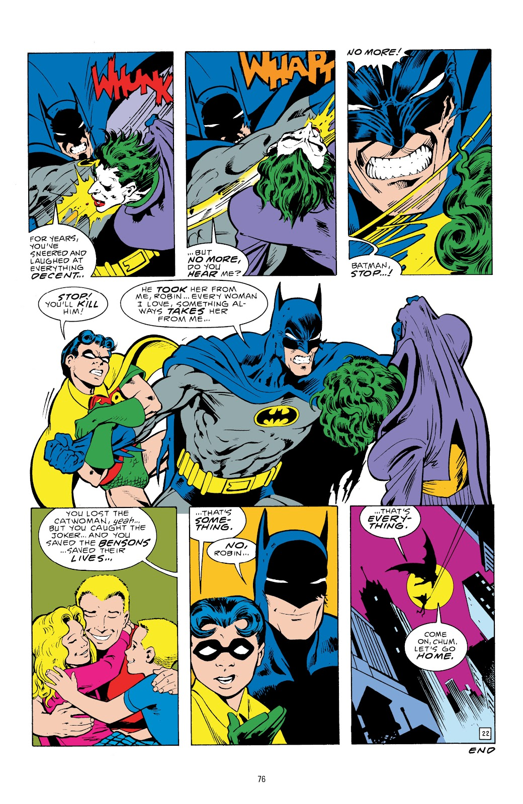 Read online Detective Comics (1937) comic -  Issue # _TPB Batman - The Dark Knight Detective 1 (Part 1) - 76