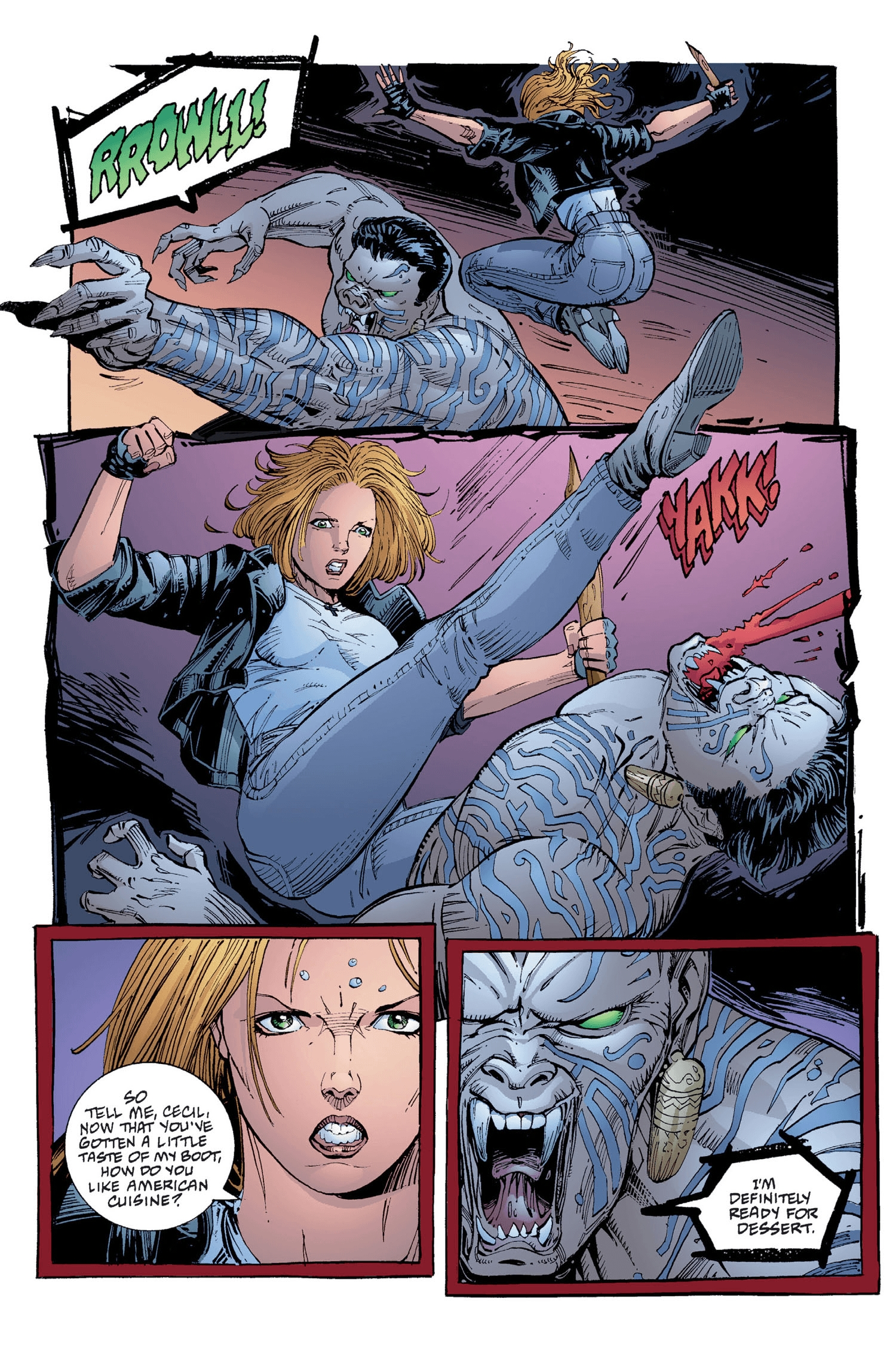 Read online Buffy the Vampire Slayer: Omnibus comic -  Issue # TPB 2 - 290