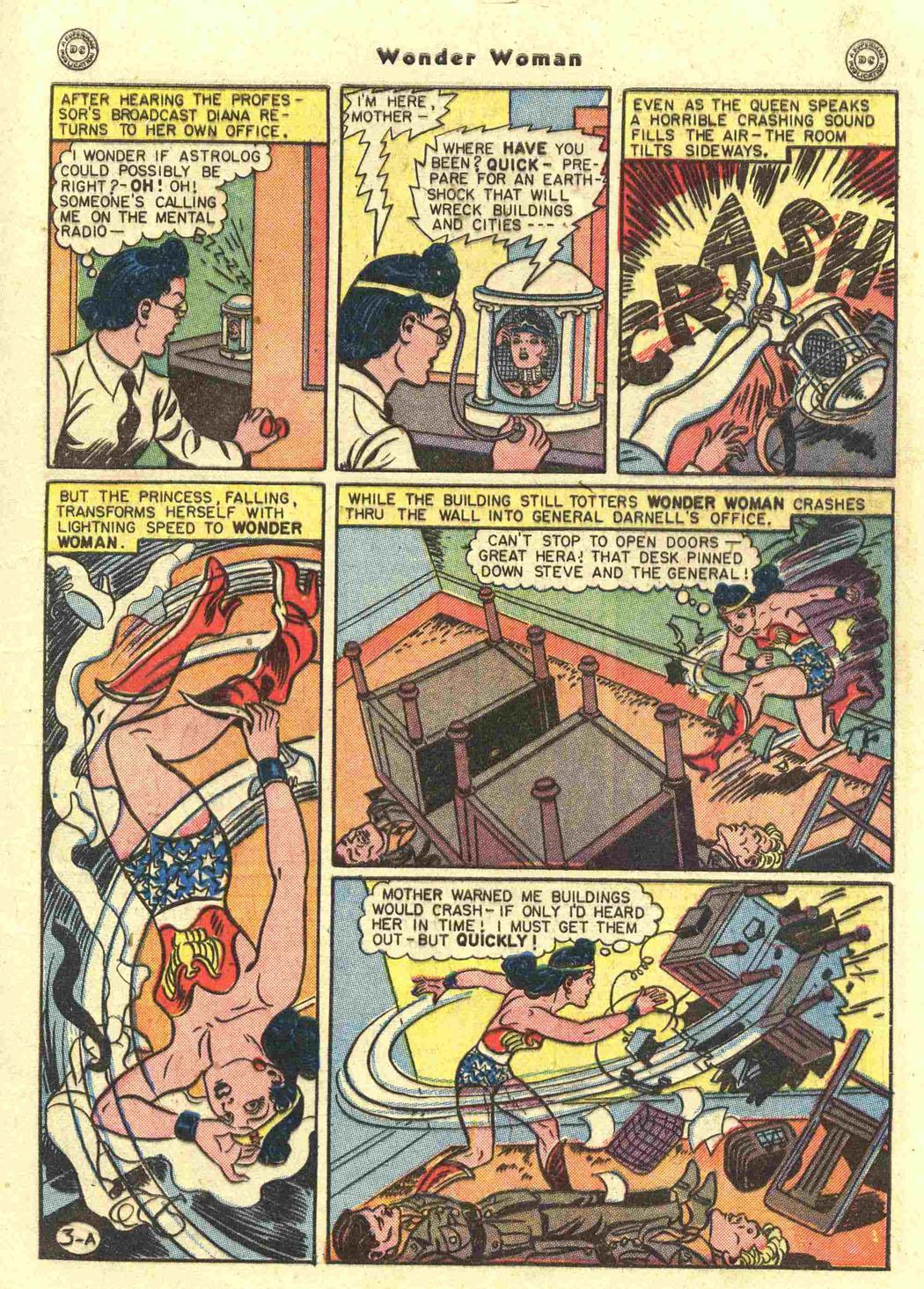Read online Wonder Woman (1942) comic -  Issue #15 - 5
