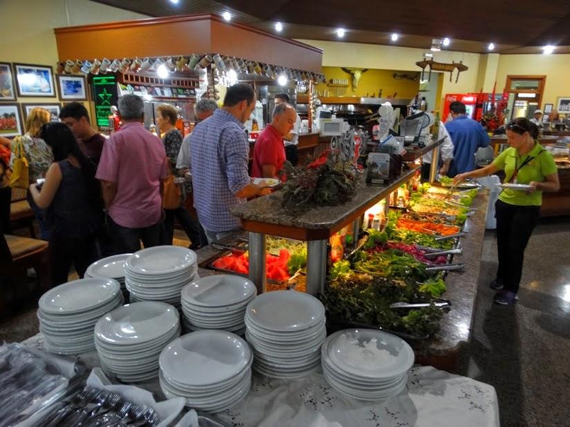 Restaurante Platano Griil - Nova Petrópolis - RS