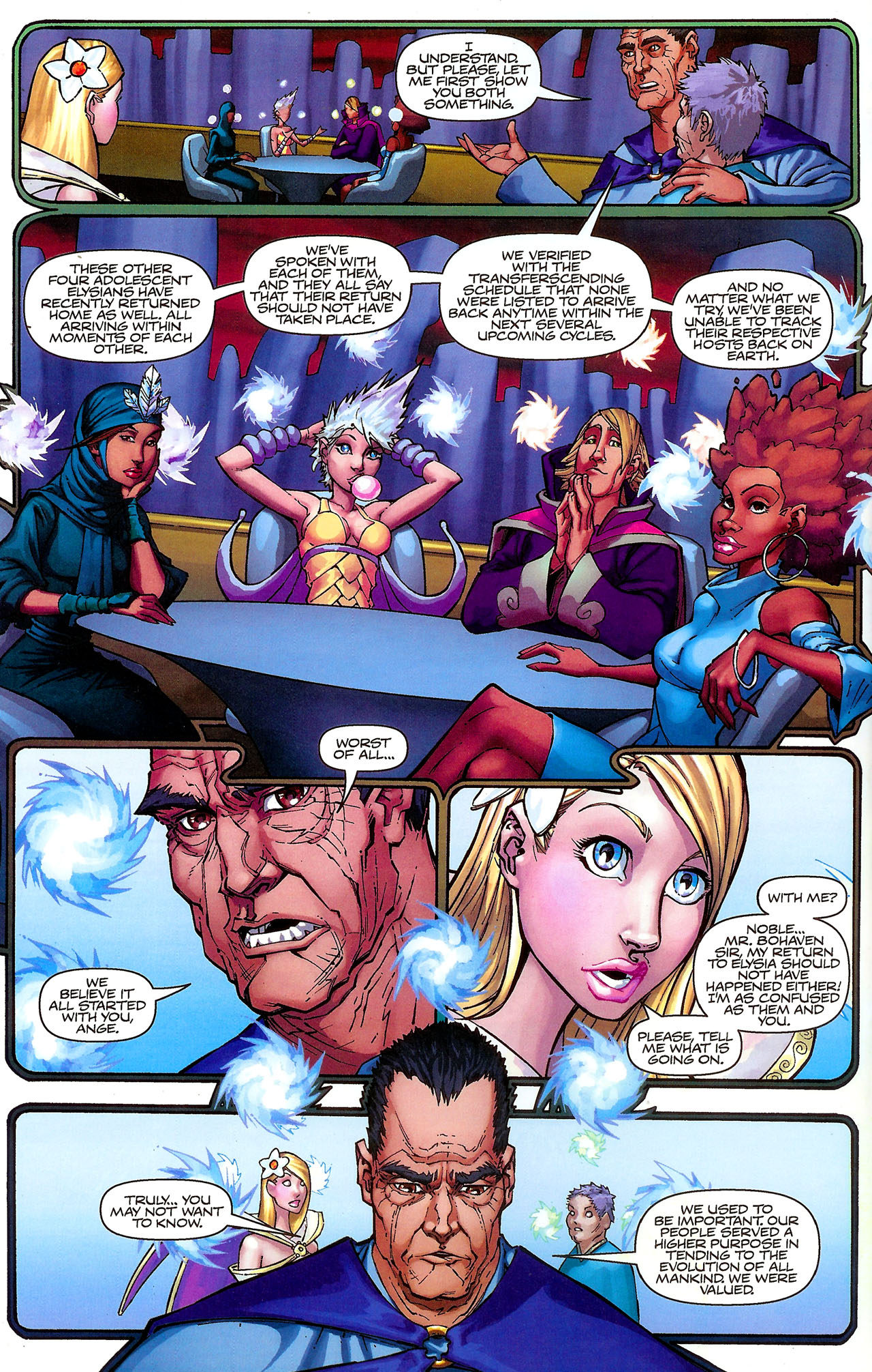 Read online Shrugged (2006) comic -  Issue #6 - 14