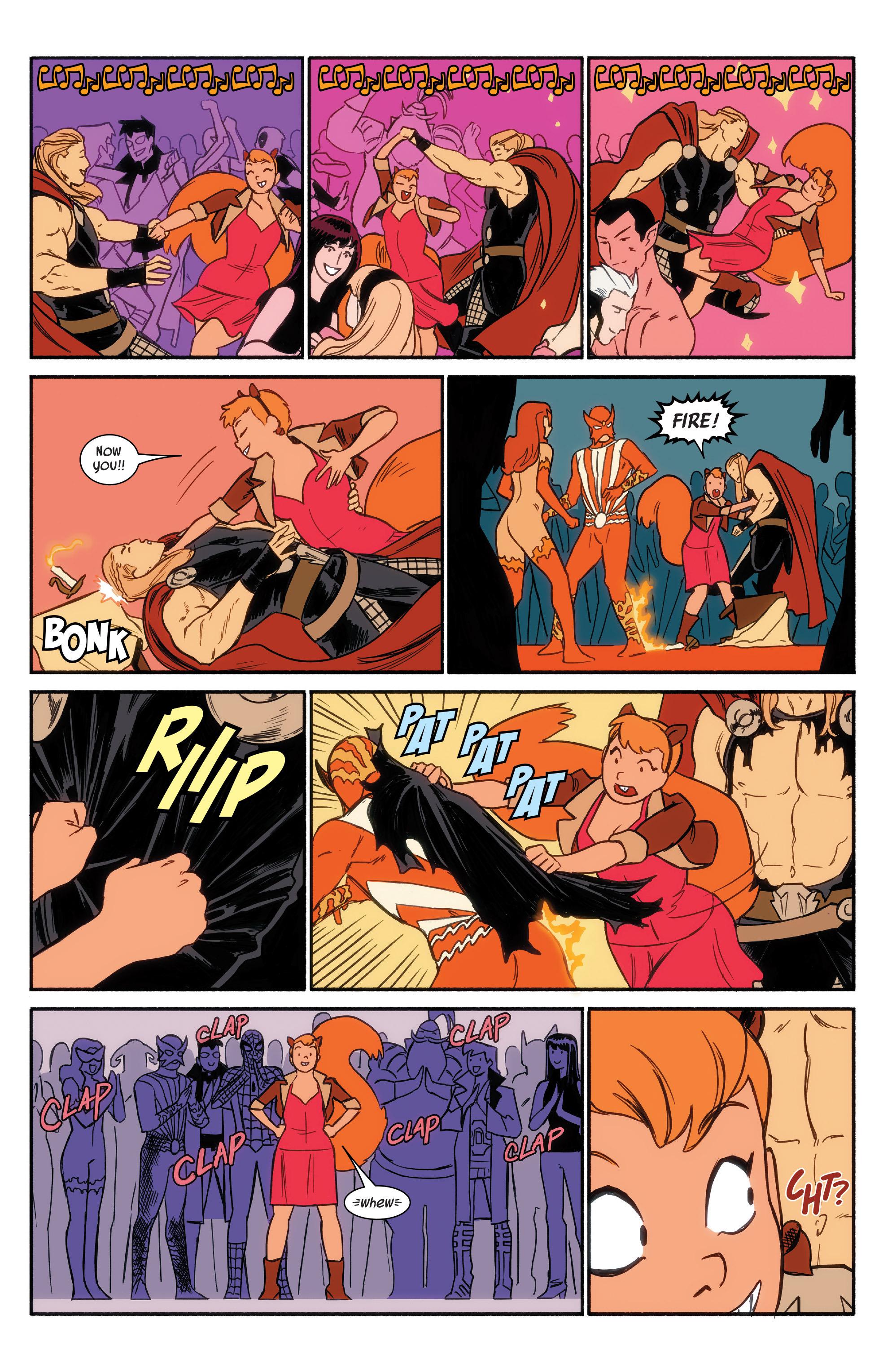 Read online Secret Wars: Secret Love comic -  Issue # Full - 25