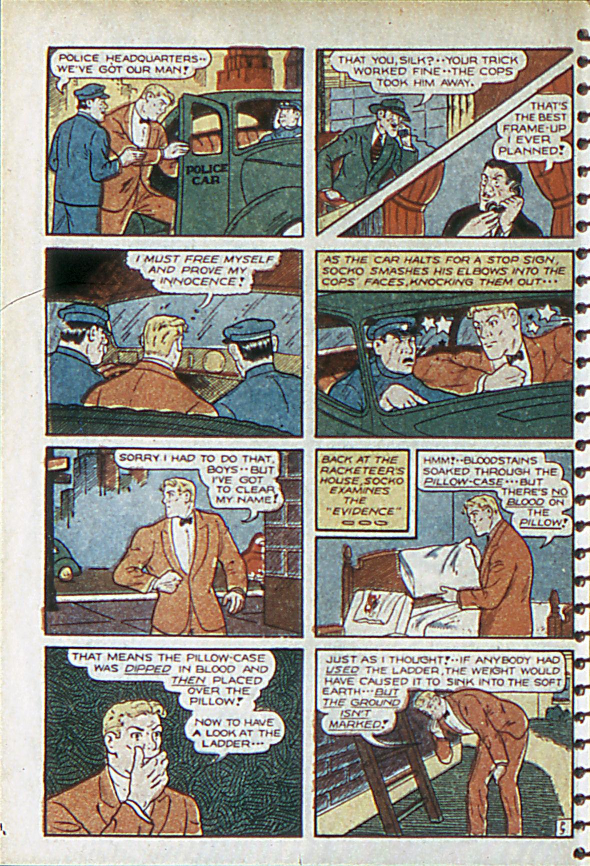 Read online Adventure Comics (1938) comic -  Issue #55 - 43