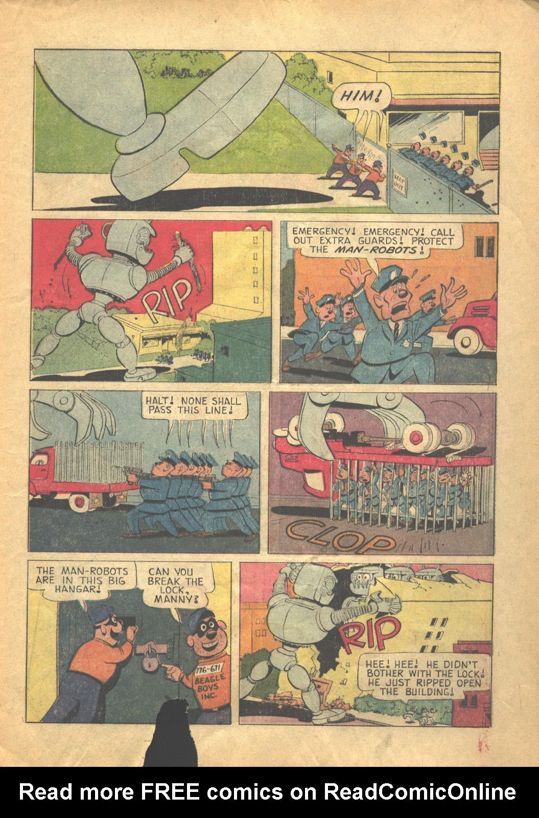 Read online Uncle Scrooge (1953) comic -  Issue #58 - 9
