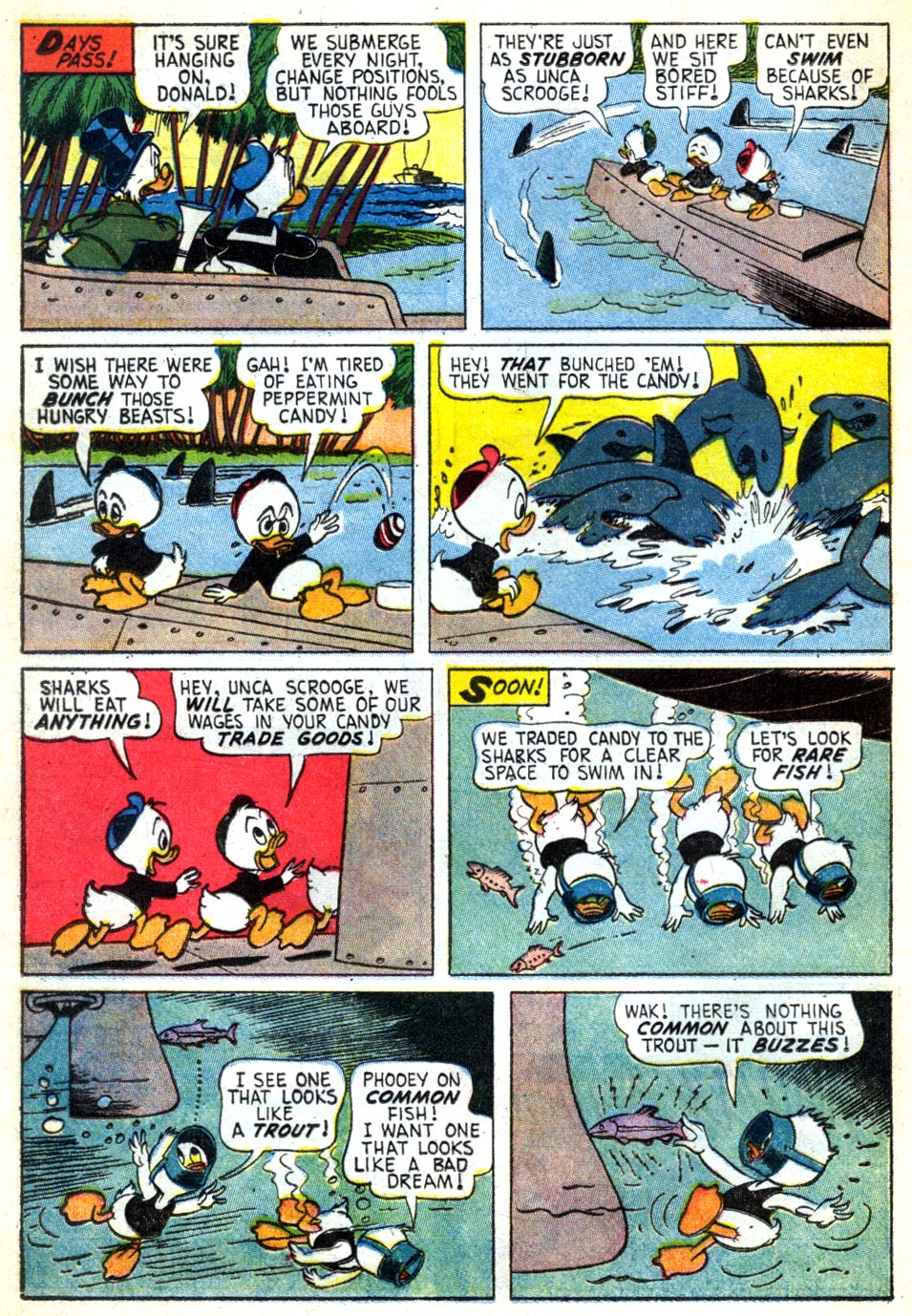 Read online Uncle Scrooge (1953) comic -  Issue #41 - 12
