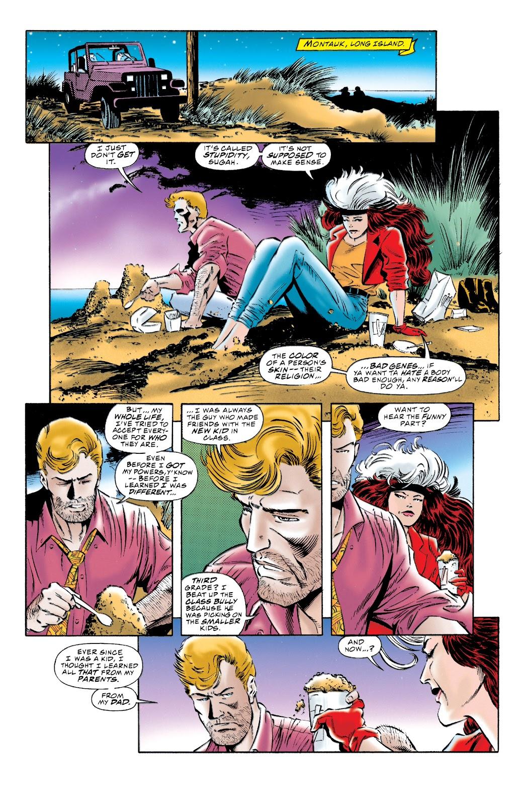 Uncanny X-Men (1963) issue 319 - Page 19