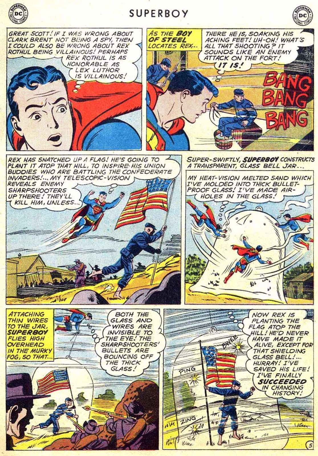 Superboy (1949) issue 91 - Page 6