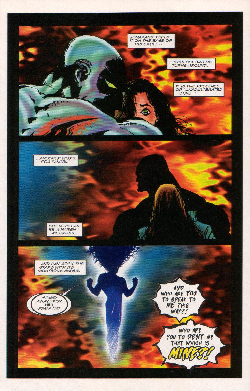 Read online Hellshock comic -  Issue #3 - 23