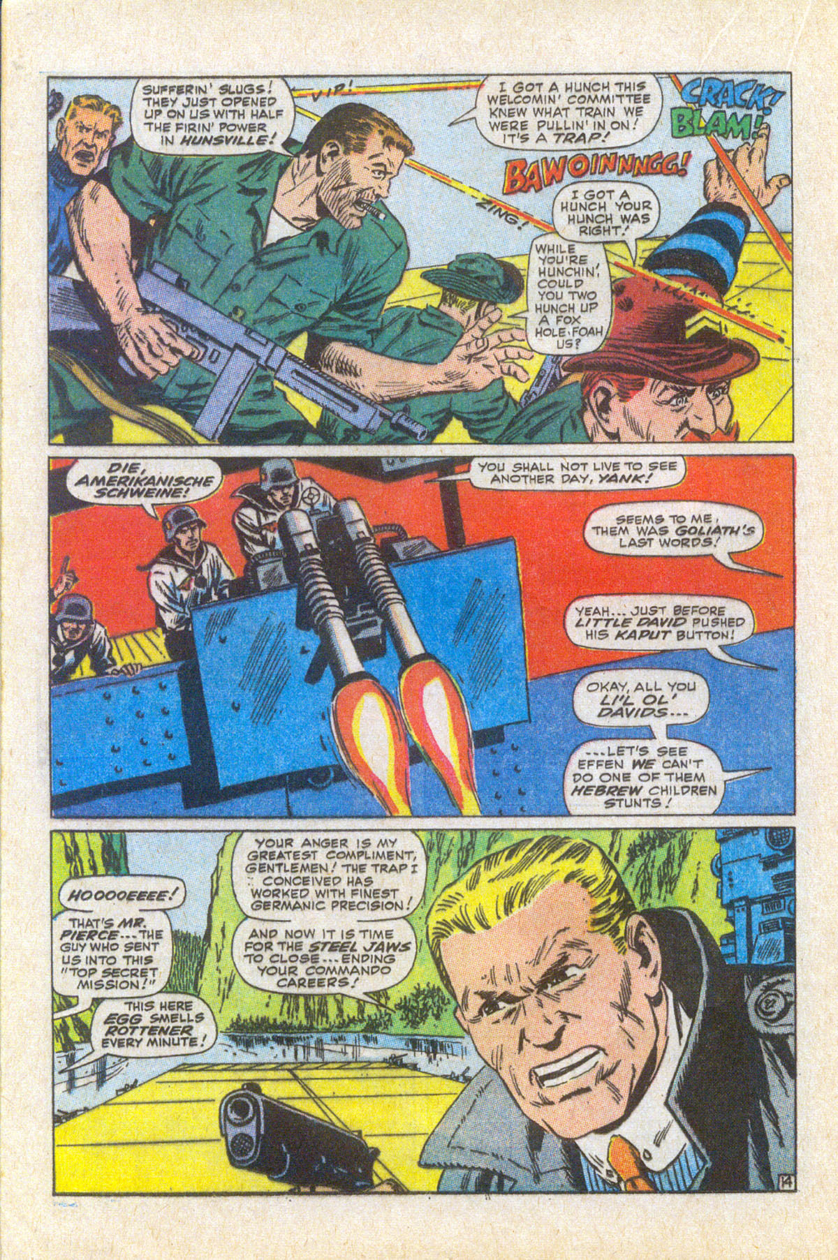 Read online Sgt. Fury comic -  Issue #58 - 20