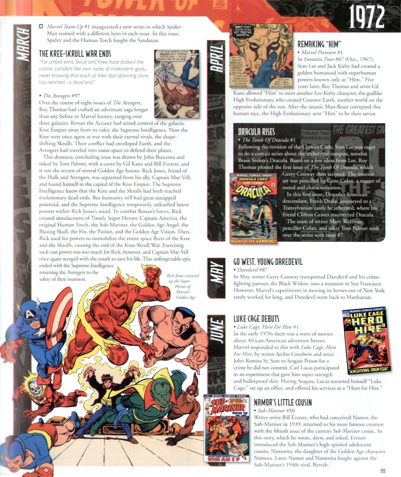 Read online Marvel Chronicle comic -  Issue # TPB (Part 2) - 48