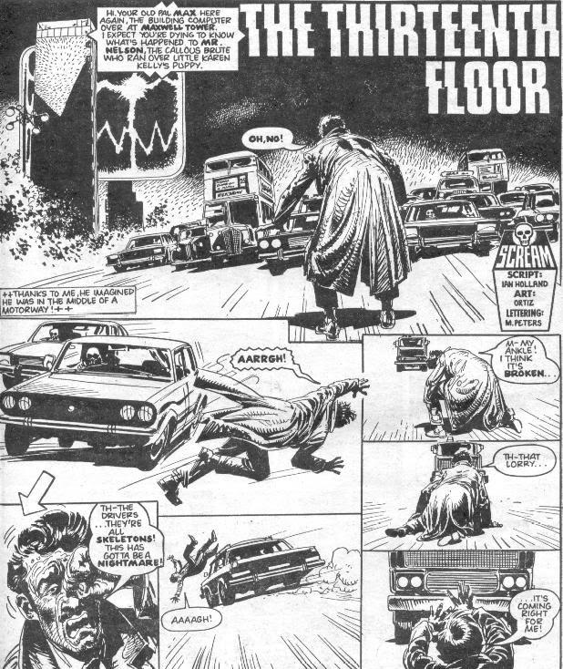 Read online The Thirteenth Floor (2007) comic -  Issue # Full - 33