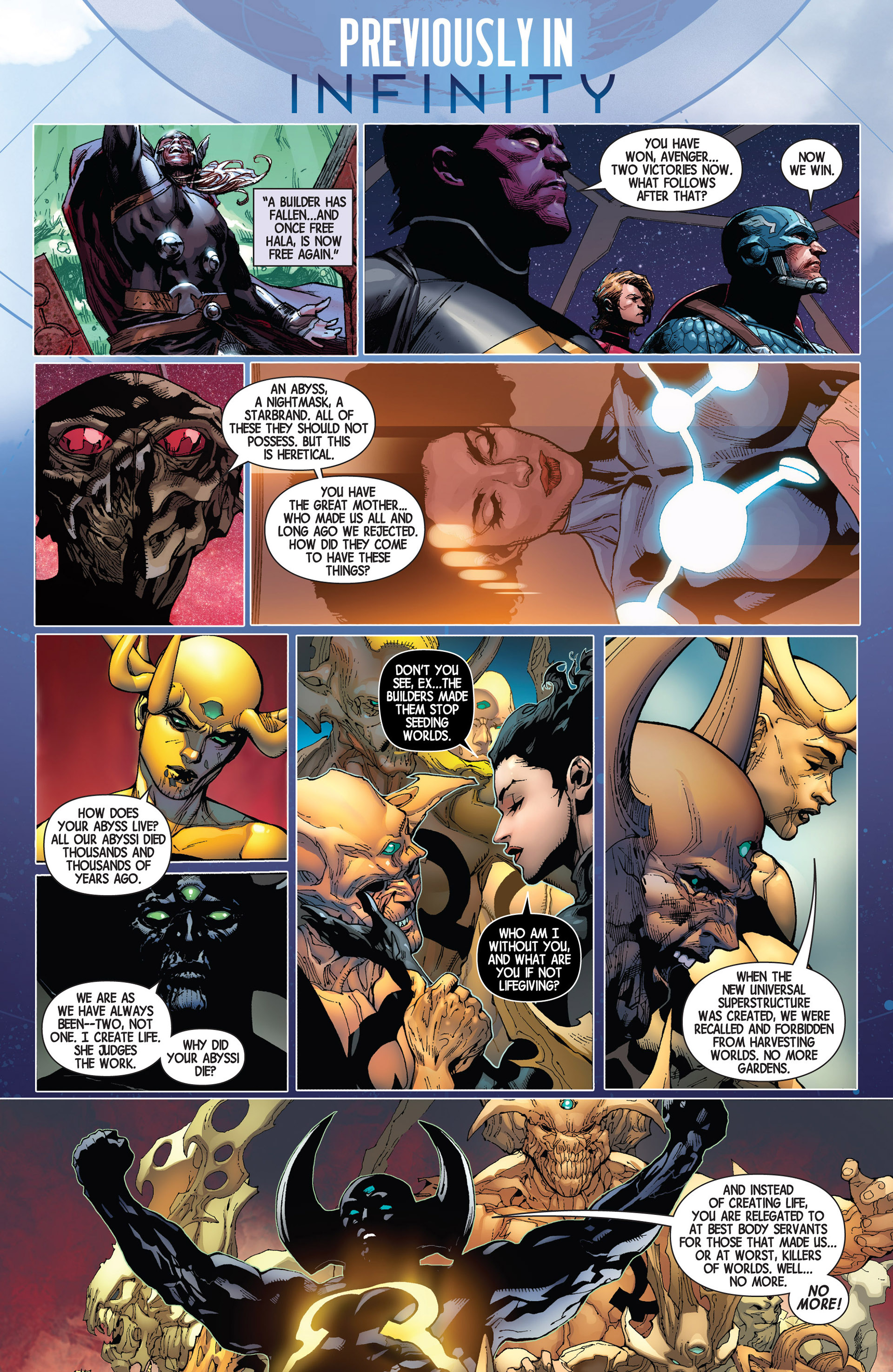 Read online Avengers (2013) comic -  Issue #21 - 2