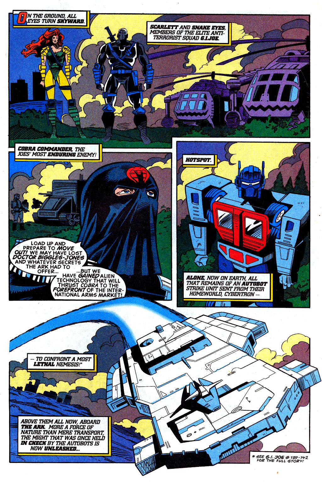 Read online Transformers: Generation 2 comic -  Issue #2 - 2