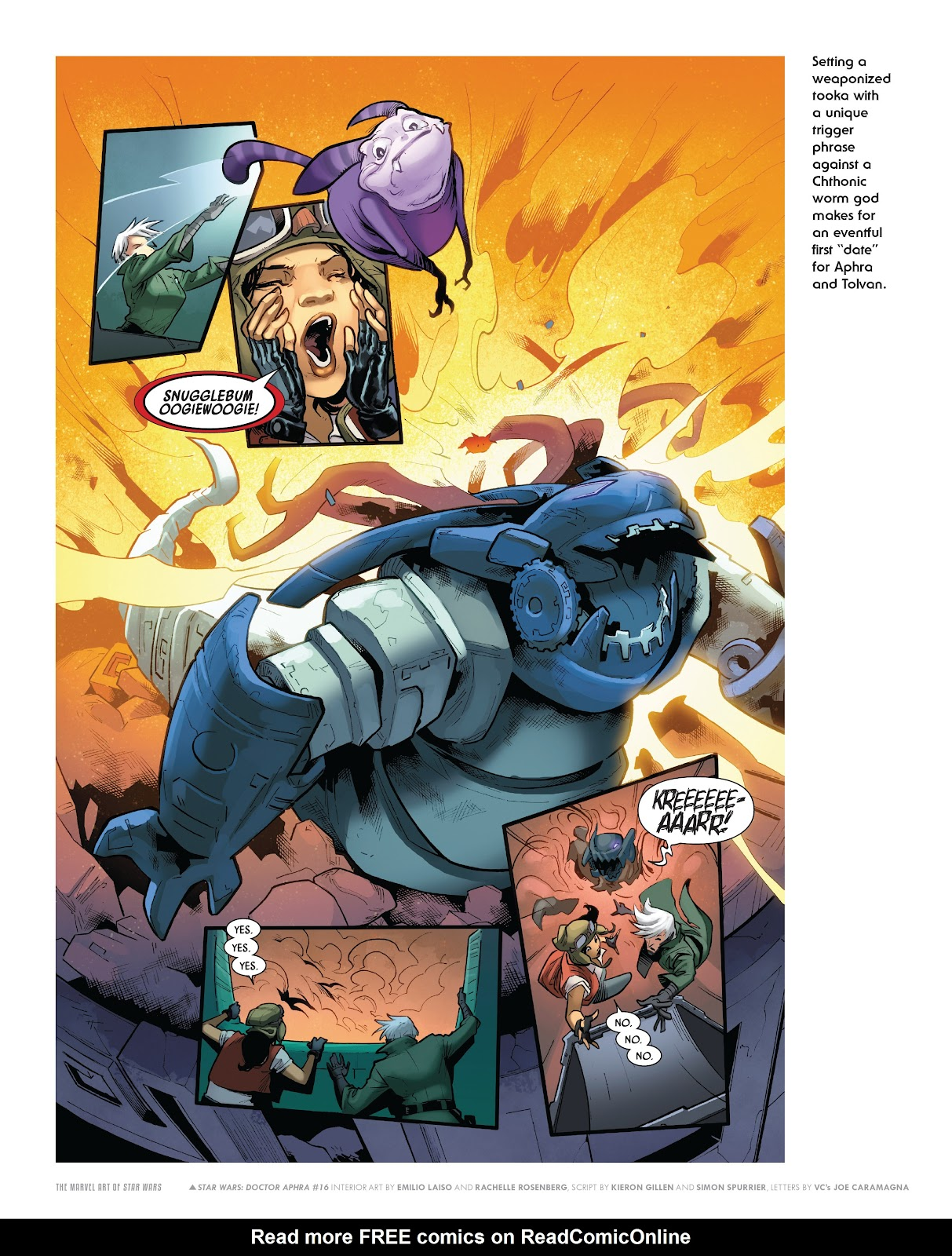 Read online The Marvel Art of Star Wars comic -  Issue # TPB (Part 2) - 81