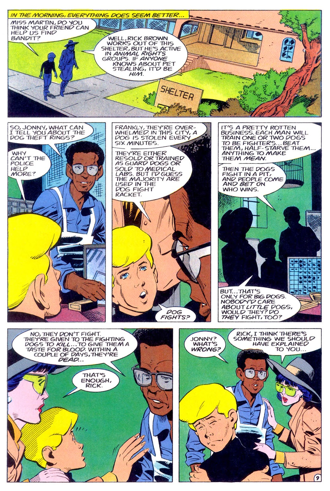 Jonny Quest (1986) issue 11 - Page 12