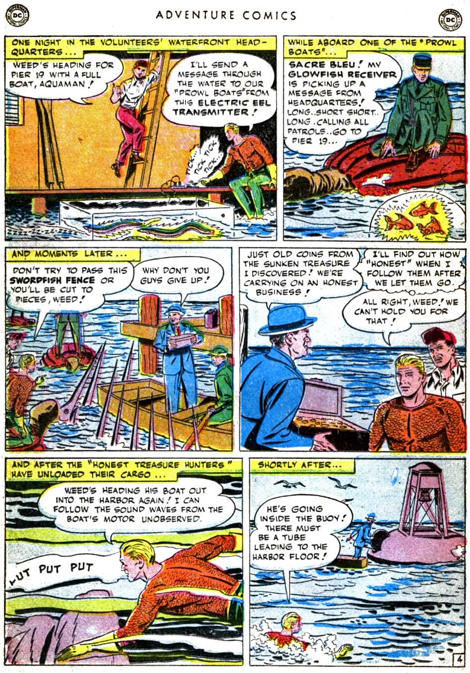 Read online Adventure Comics (1938) comic -  Issue #160 - 20