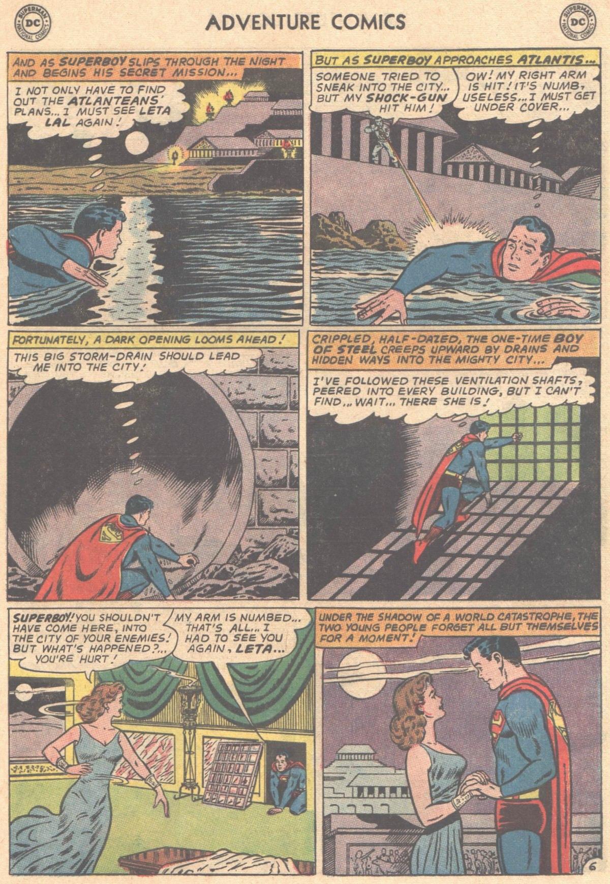 Read online Adventure Comics (1938) comic -  Issue #333 - 16
