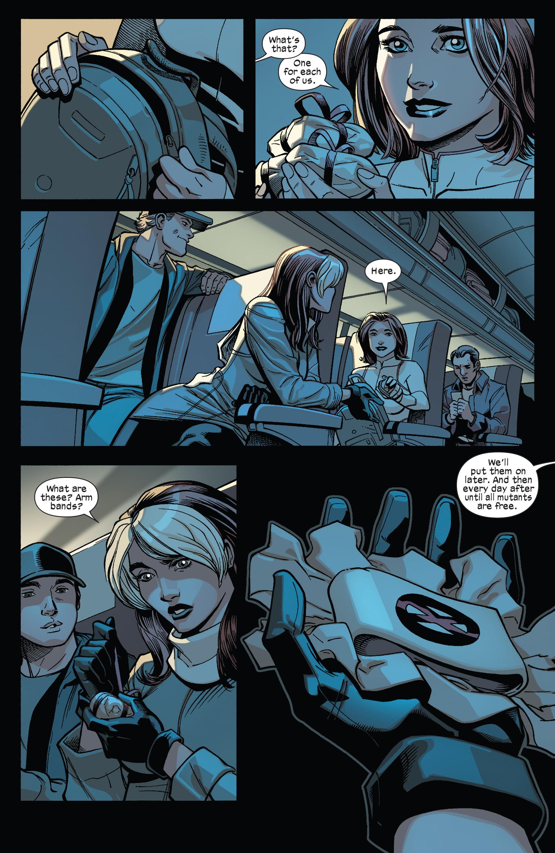 Read online Ultimate Comics X-Men comic -  Issue #13 - 20