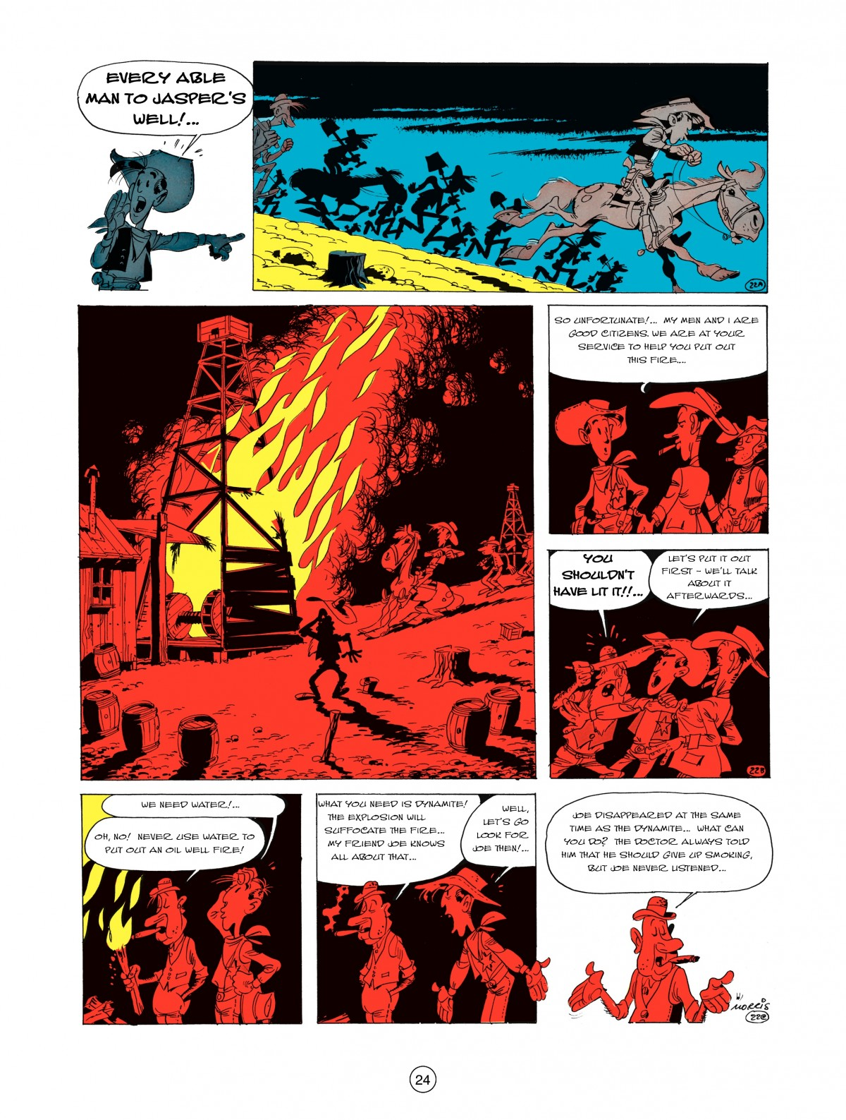 A Lucky Luke Adventure 5 Page 25