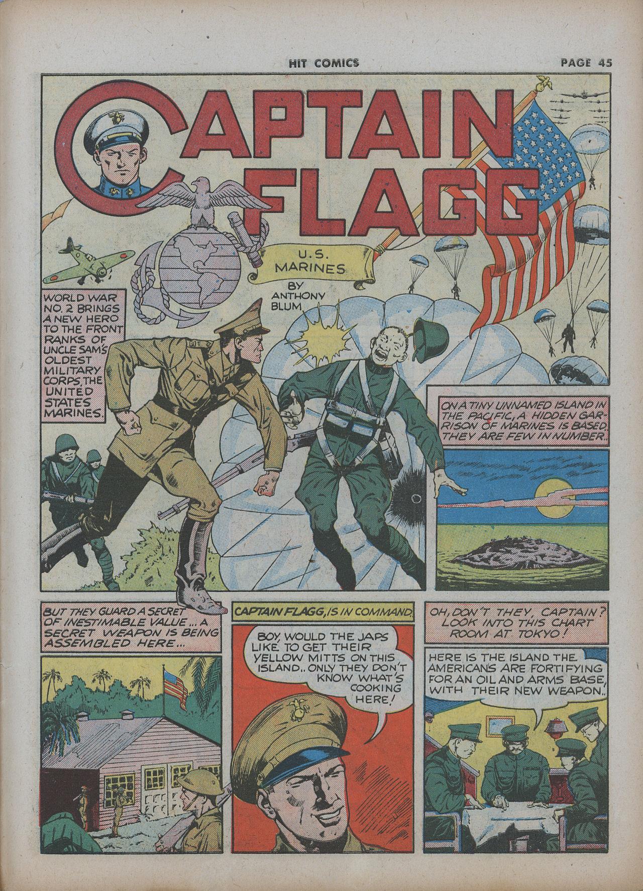 Read online Hit Comics comic -  Issue #22 - 47