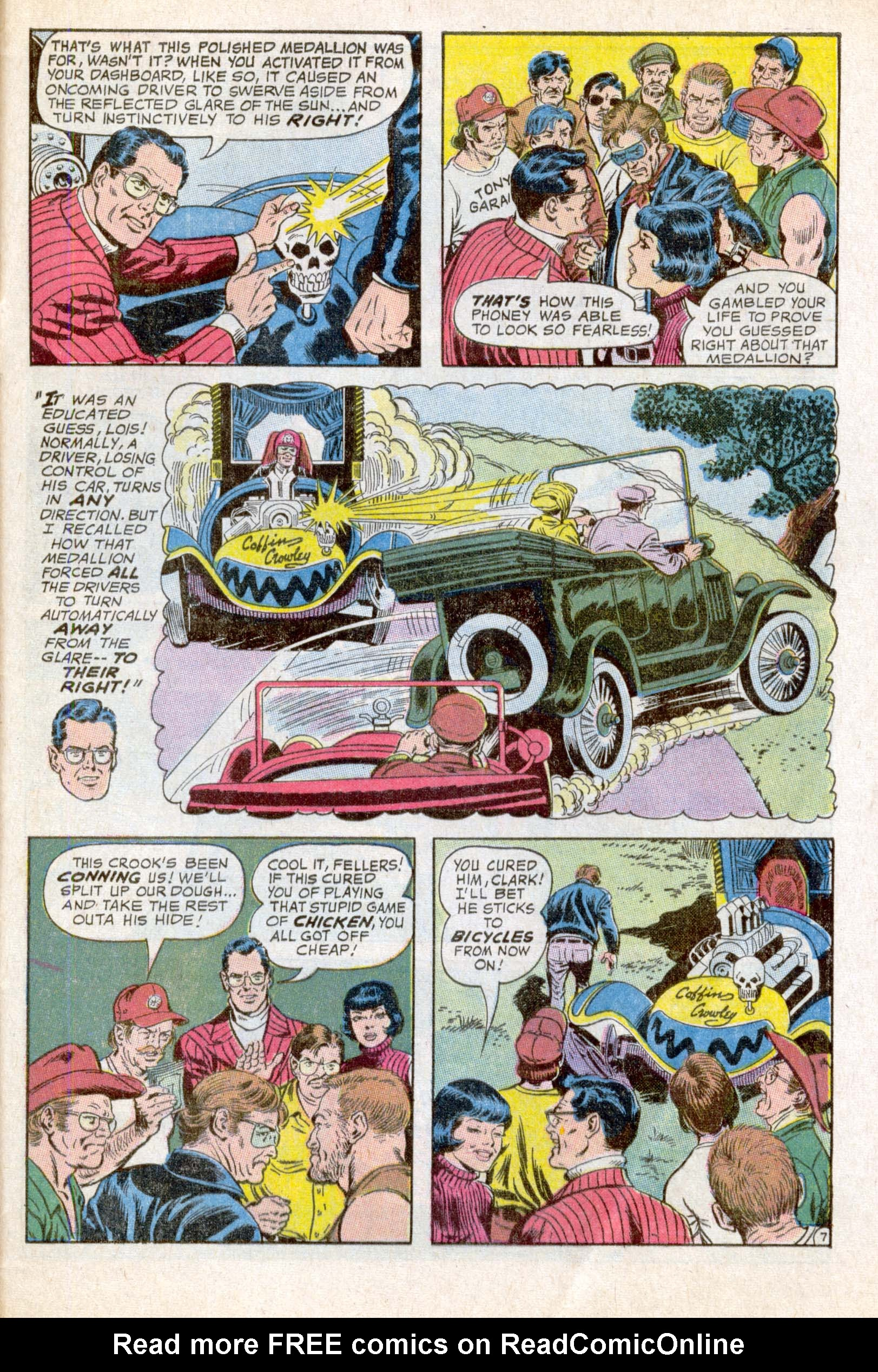 Read online Action Comics (1938) comic -  Issue #394 - 30