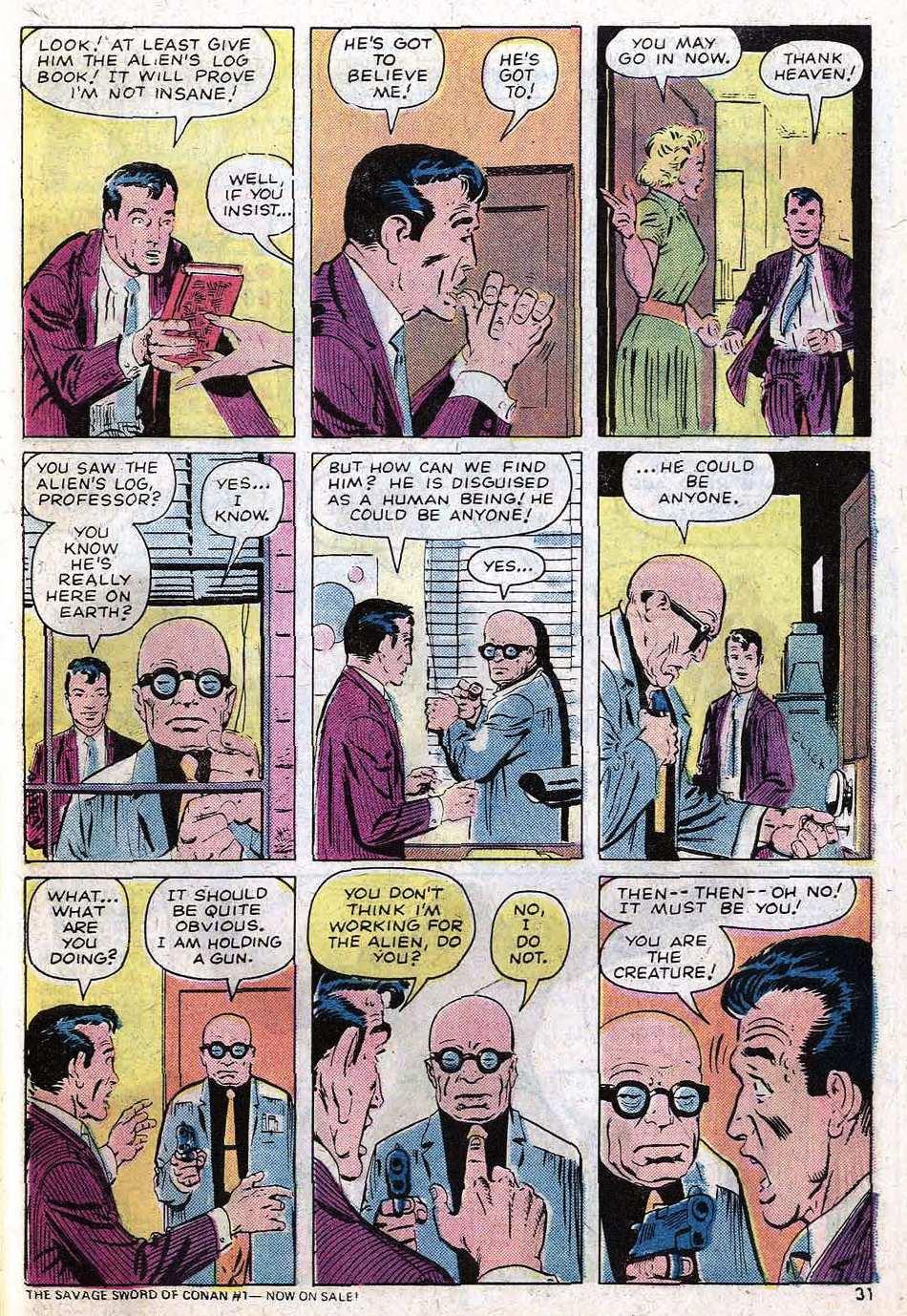 Uncanny X-Men (1963) 90 Page 32