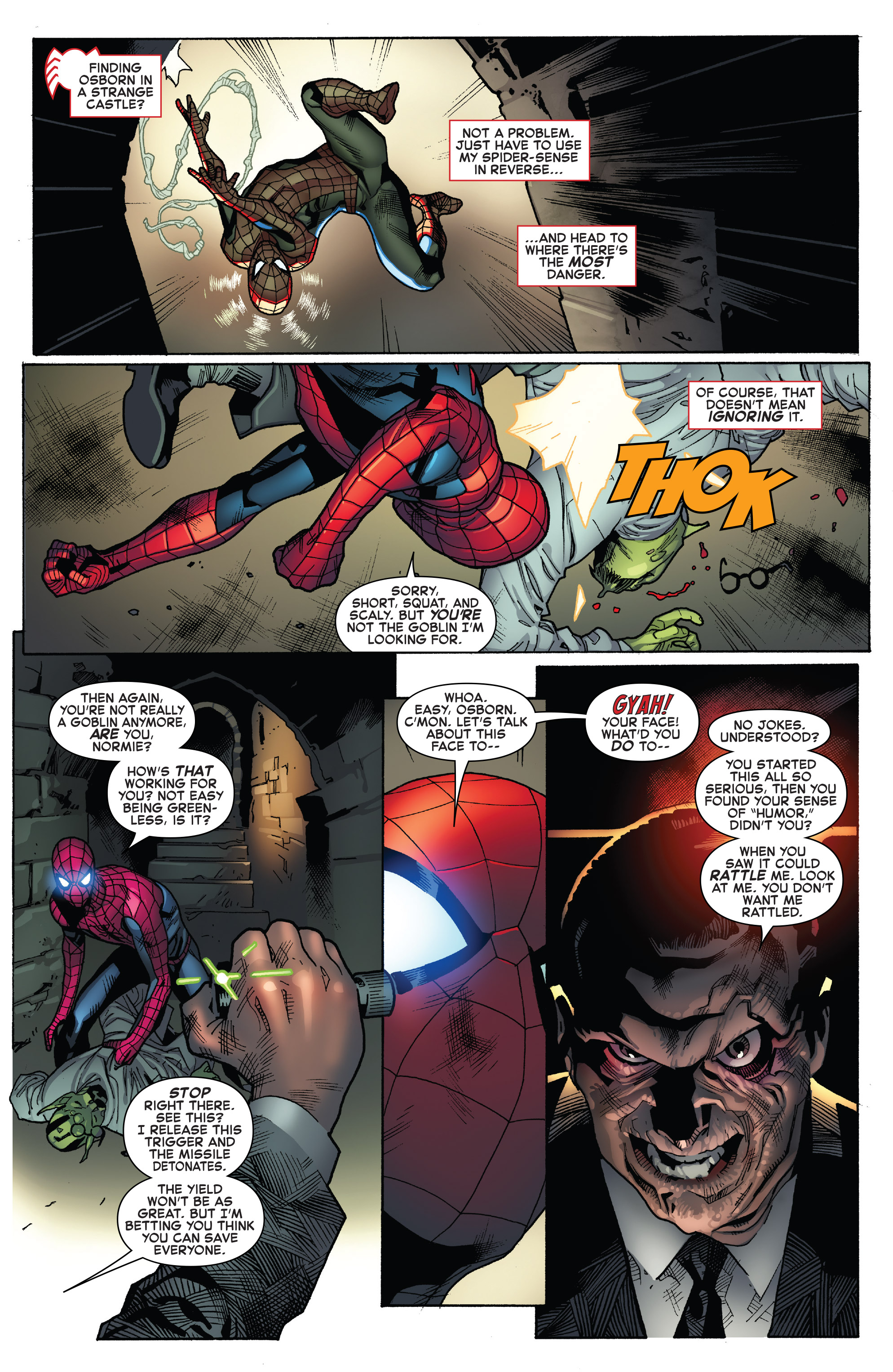 Read online The Amazing Spider-Man (2015) comic -  Issue #28 - 8
