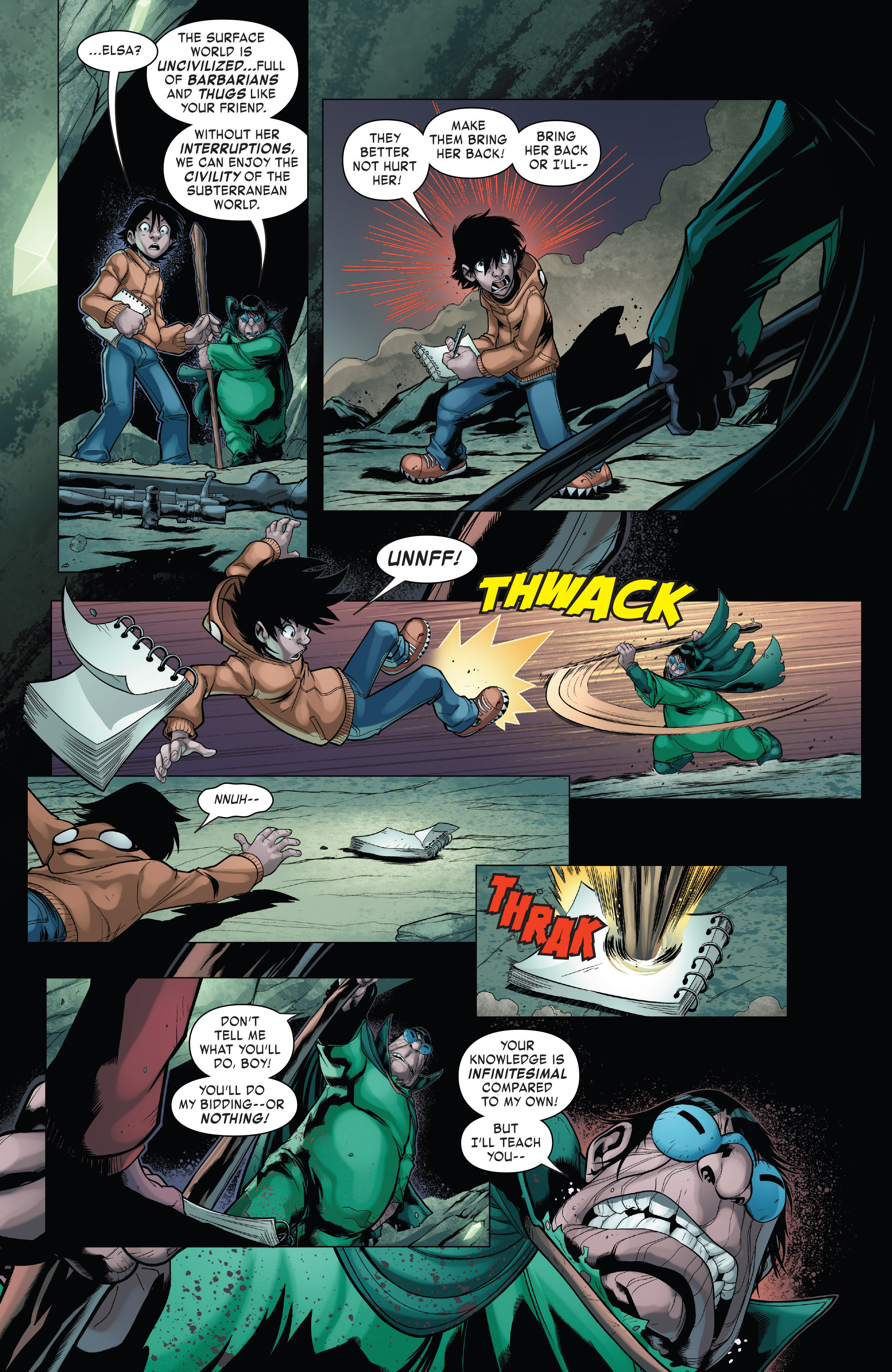 Read online Monsters Unleashed II comic -  Issue #2 - 14