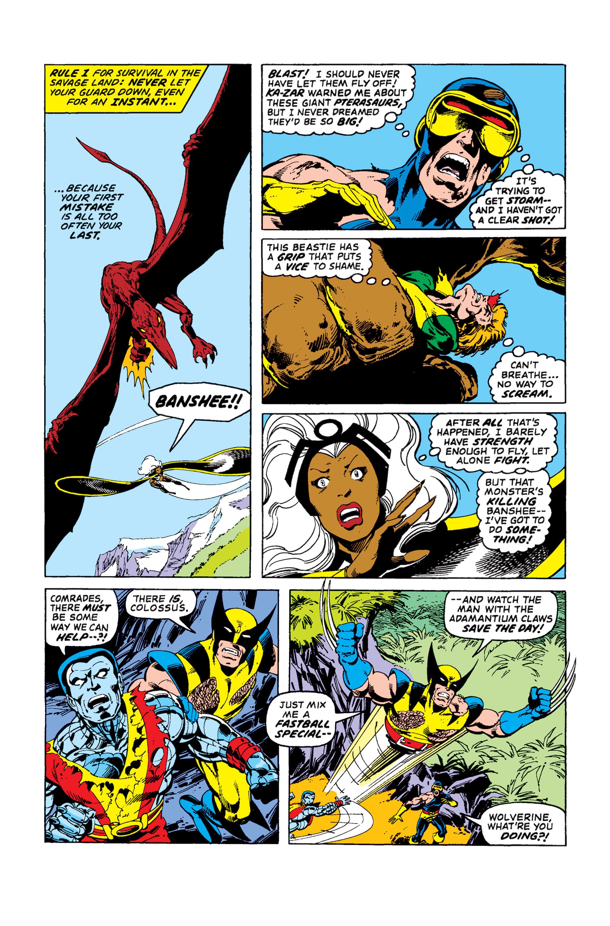 Uncanny X-Men (1963) 114 Page 7