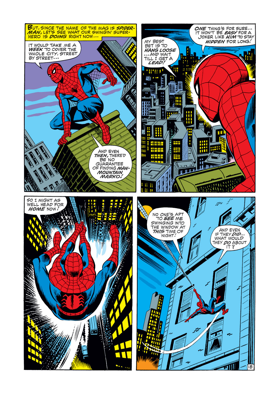 The Amazing Spider-Man (1963) 73 Page 18