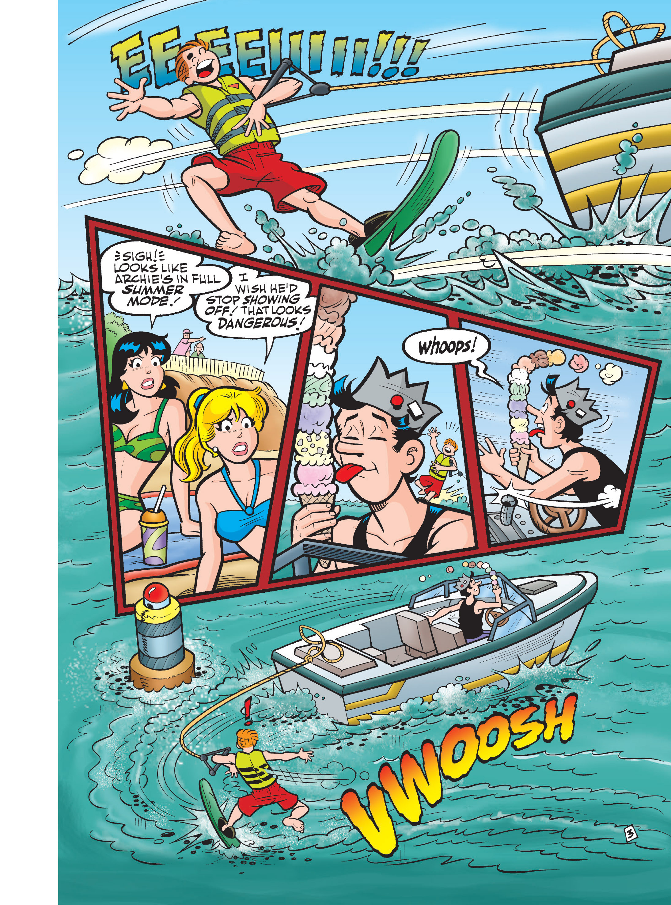 Read online Archie 75th Anniversary Digest comic -  Issue #1 - 171
