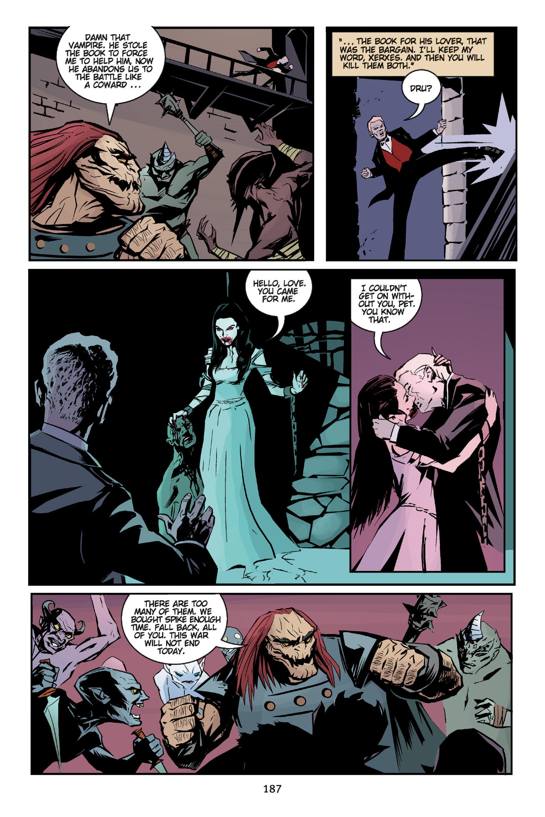 Read online Buffy the Vampire Slayer: Omnibus comic -  Issue # TPB 5 - 187
