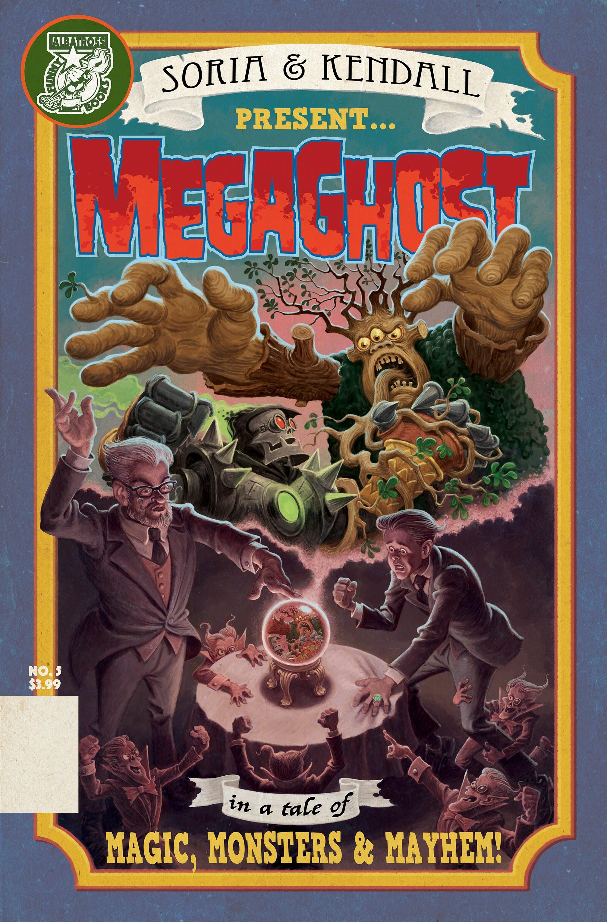 MegaGhost 5 Page 1