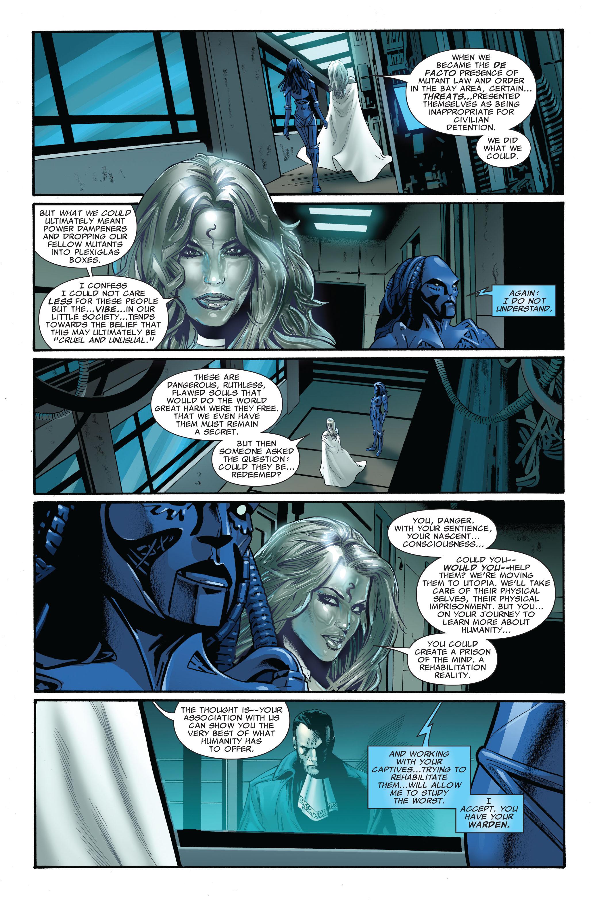 Read online Uncanny X-Men (1963) comic -  Issue #515 - 17