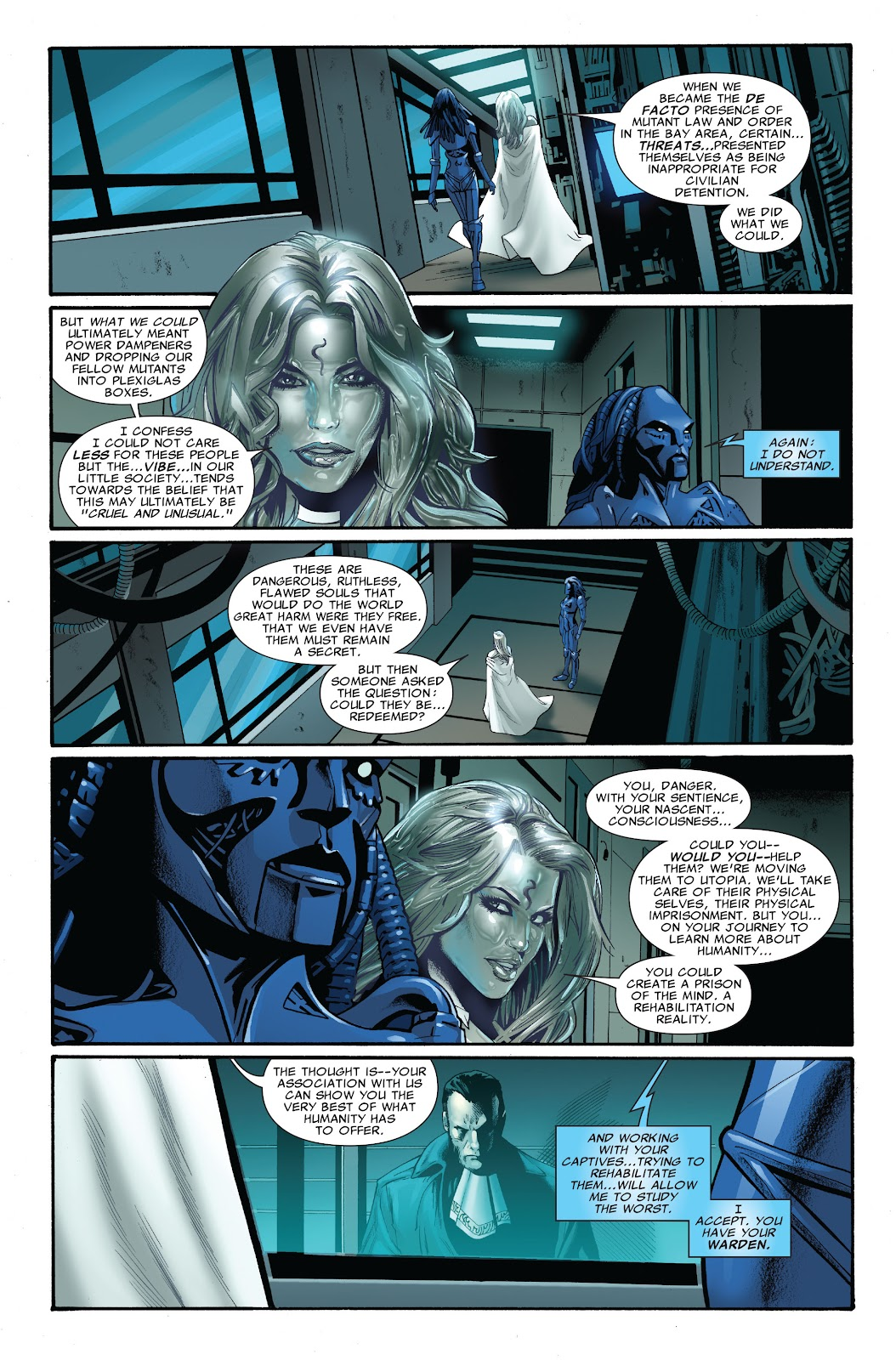 Uncanny X-Men (1963) issue 515 - Page 17
