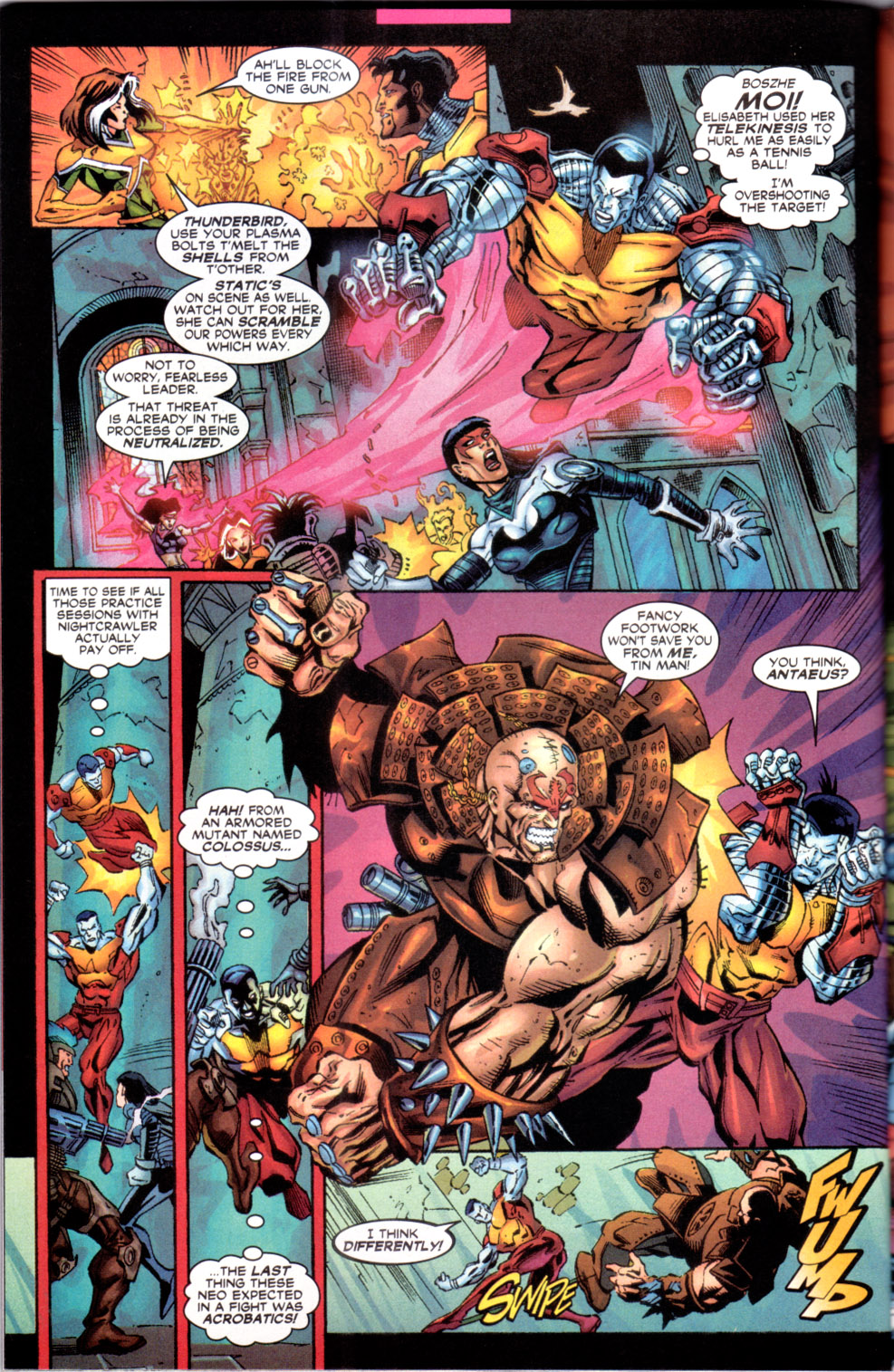 X-Men (1991) 106 Page 30