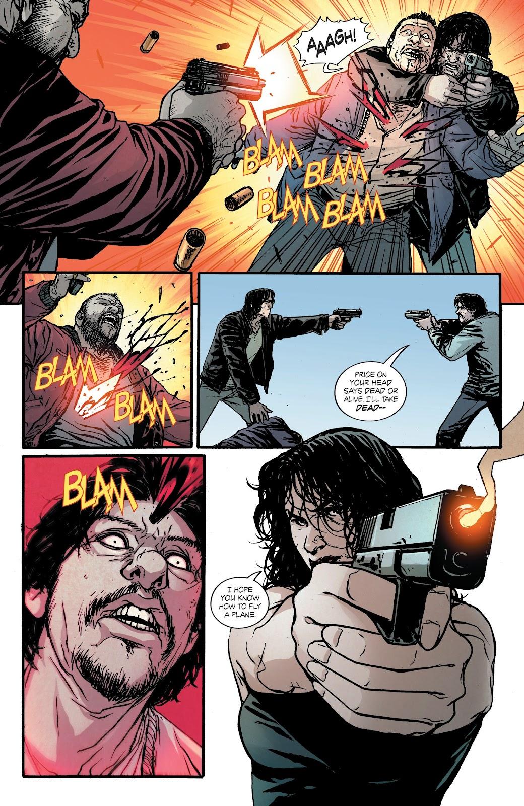 Read online Hardcore comic -  Issue #4 - 6