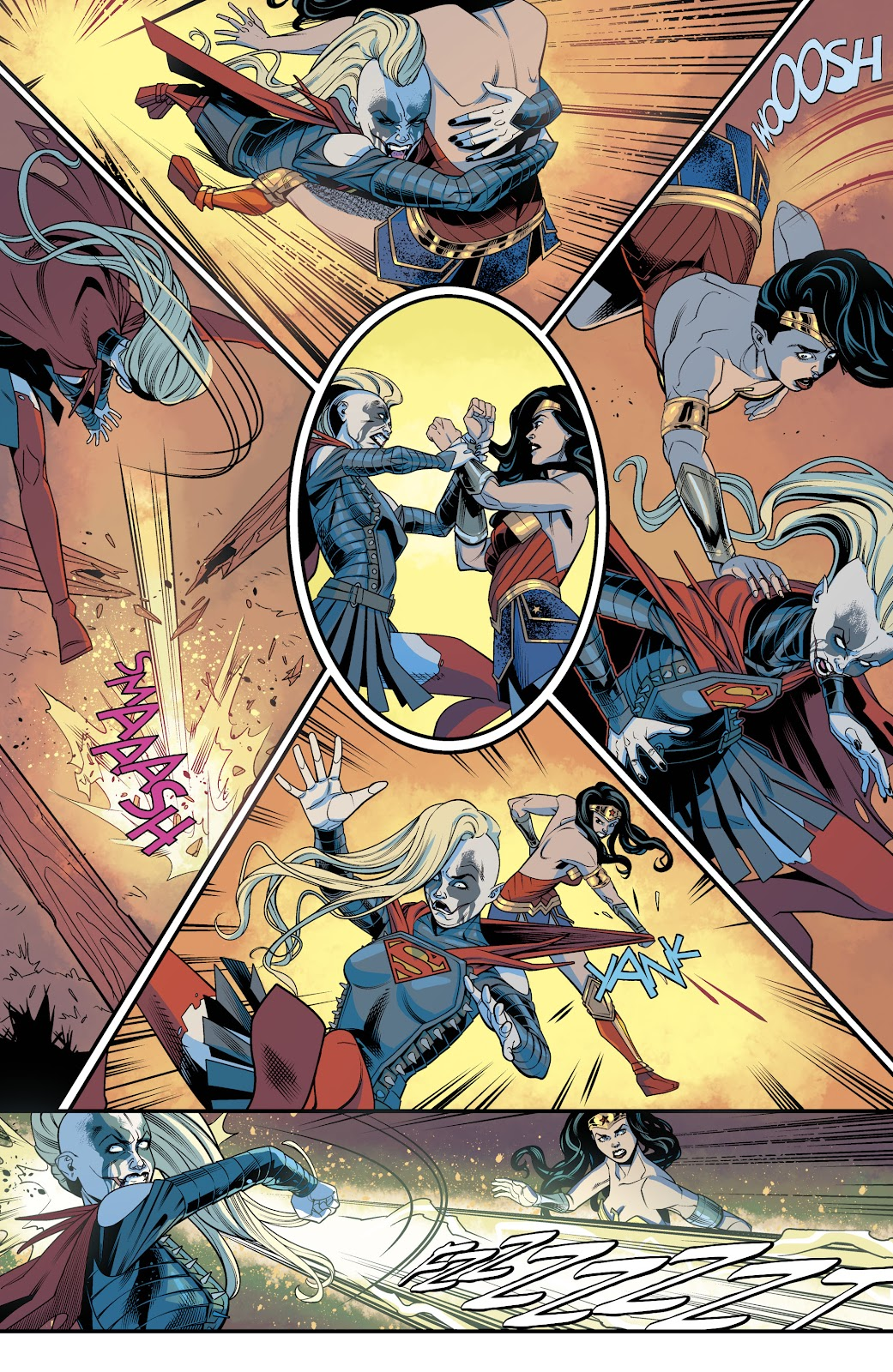 Read online Supergirl (2016) comic -  Issue #39 - 9