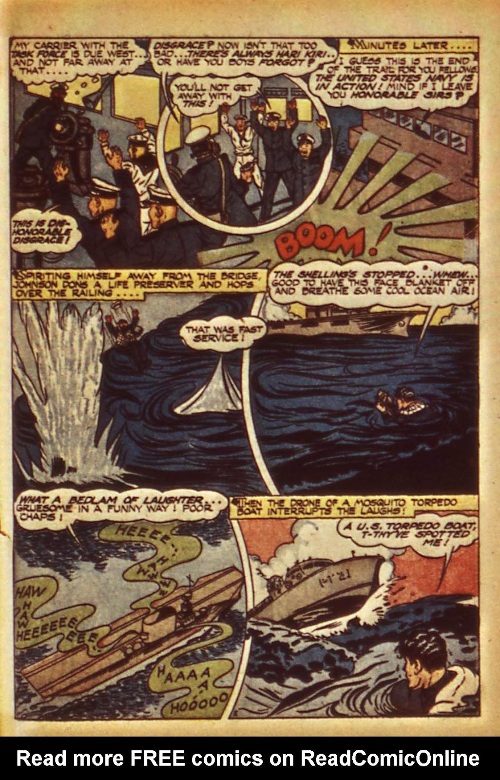 USA Comics issue 7 - Page 65