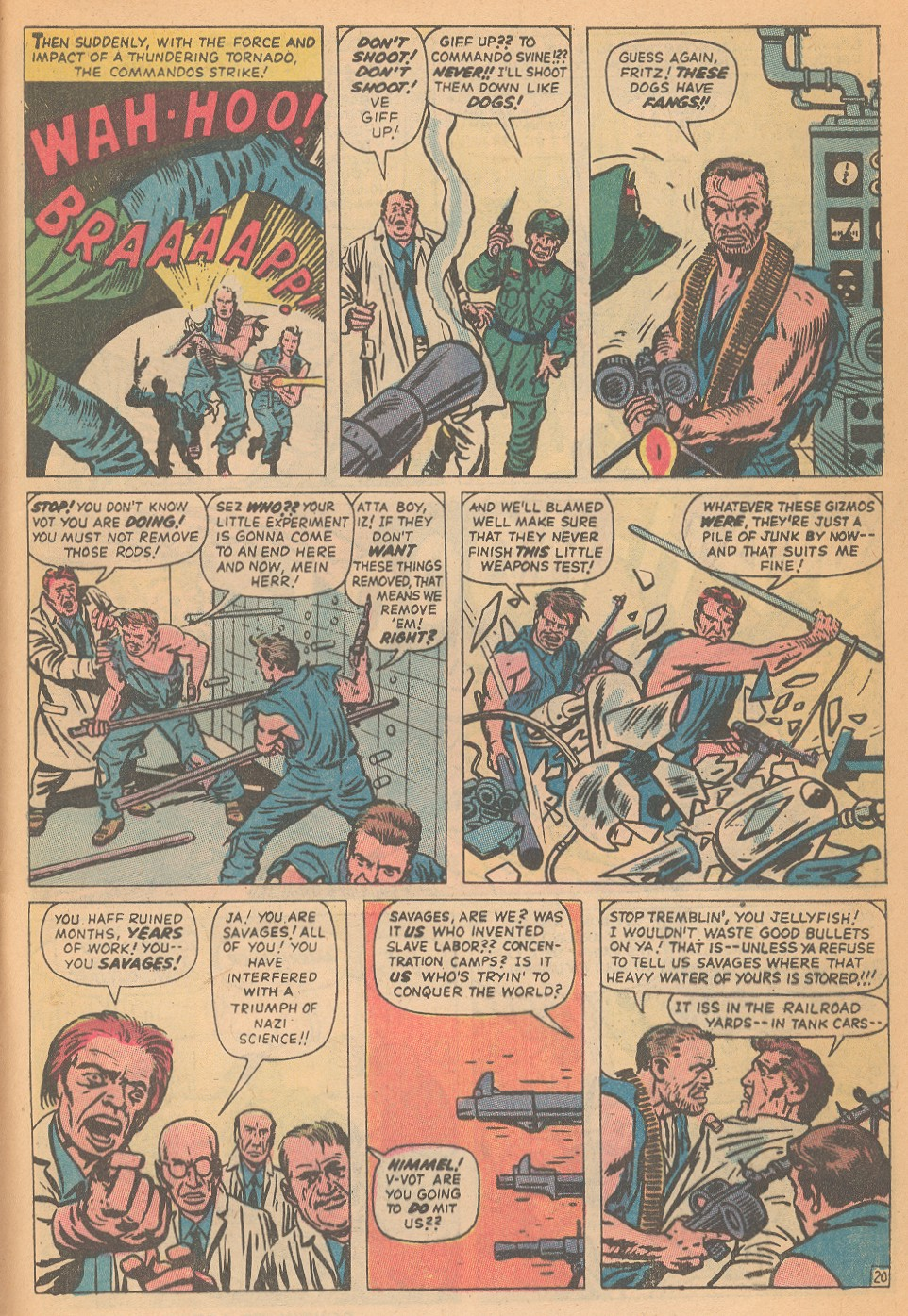 Read online Sgt. Fury comic -  Issue #95 - 29