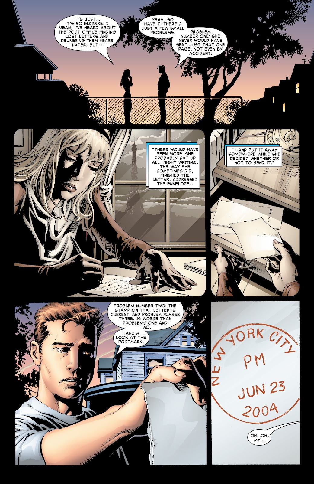 The Amazing Spider-Man by JMS Ultimate Collection issue TPB 3 (Part 2) - Page 51