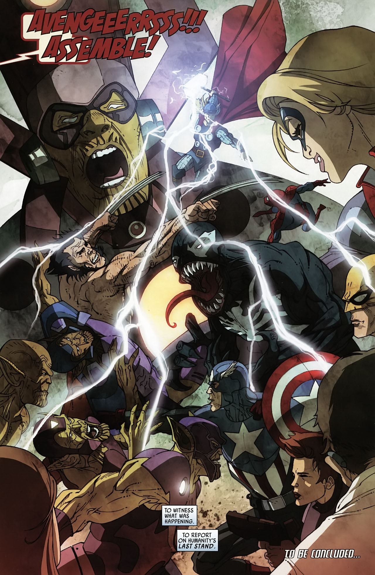 Read online Secret Invasion: Front Line comic -  Issue #4 - 24